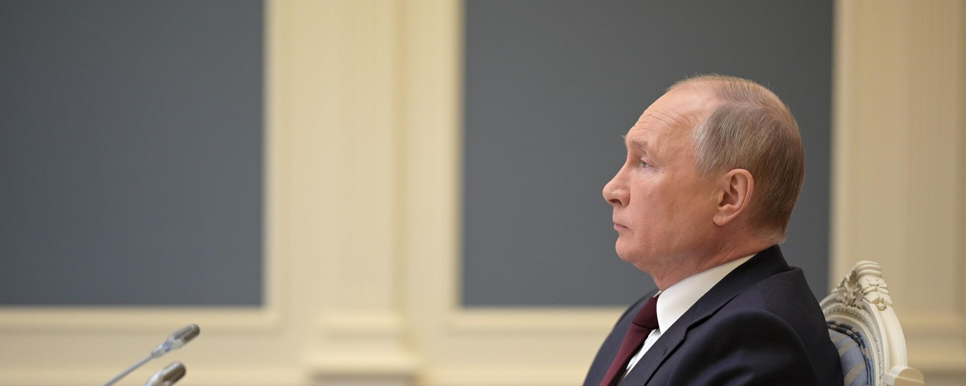 Vladímir Putin, presidente de Rusia - Sputnik Mundo, 1920, 08.06.2021
