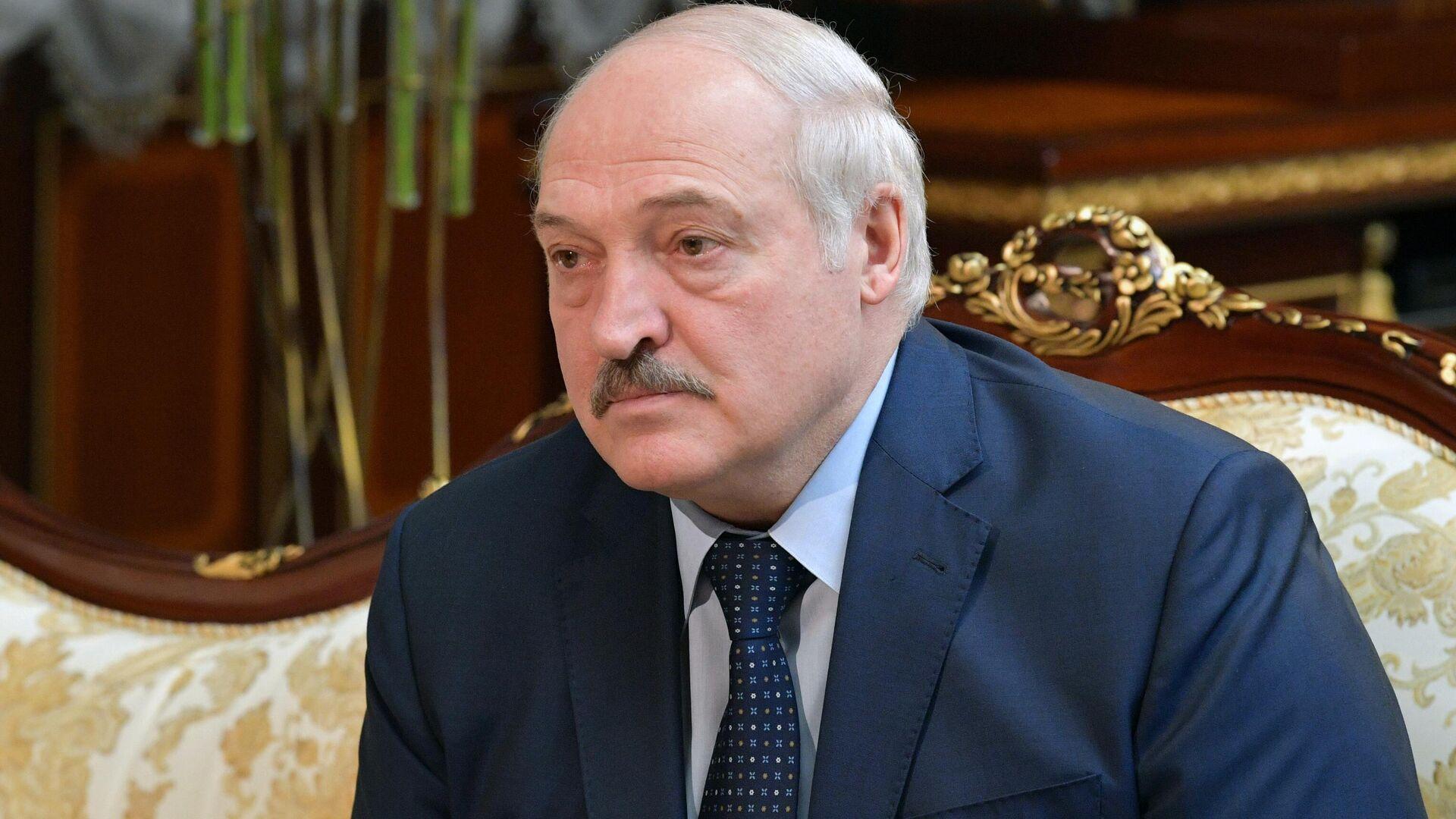 Alexandr Lukashenko, presidente de Bielorrusia - Sputnik Mundo, 1920, 22.04.2021