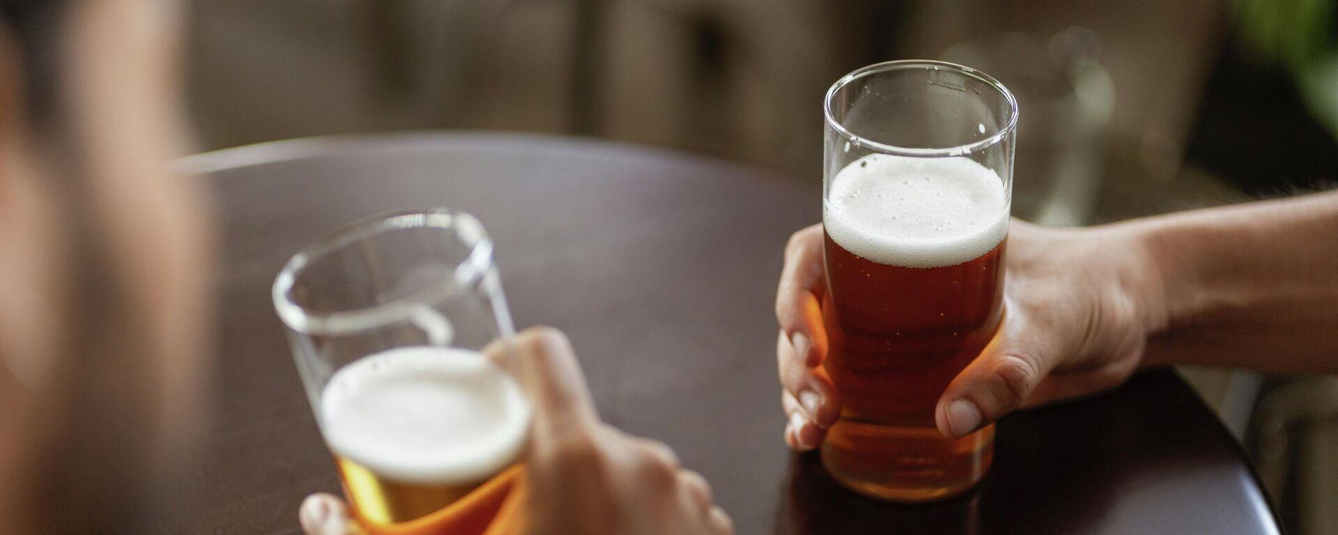 Cerveza, imagen referencial - Sputnik Mundo, 1920, 22.04.2021