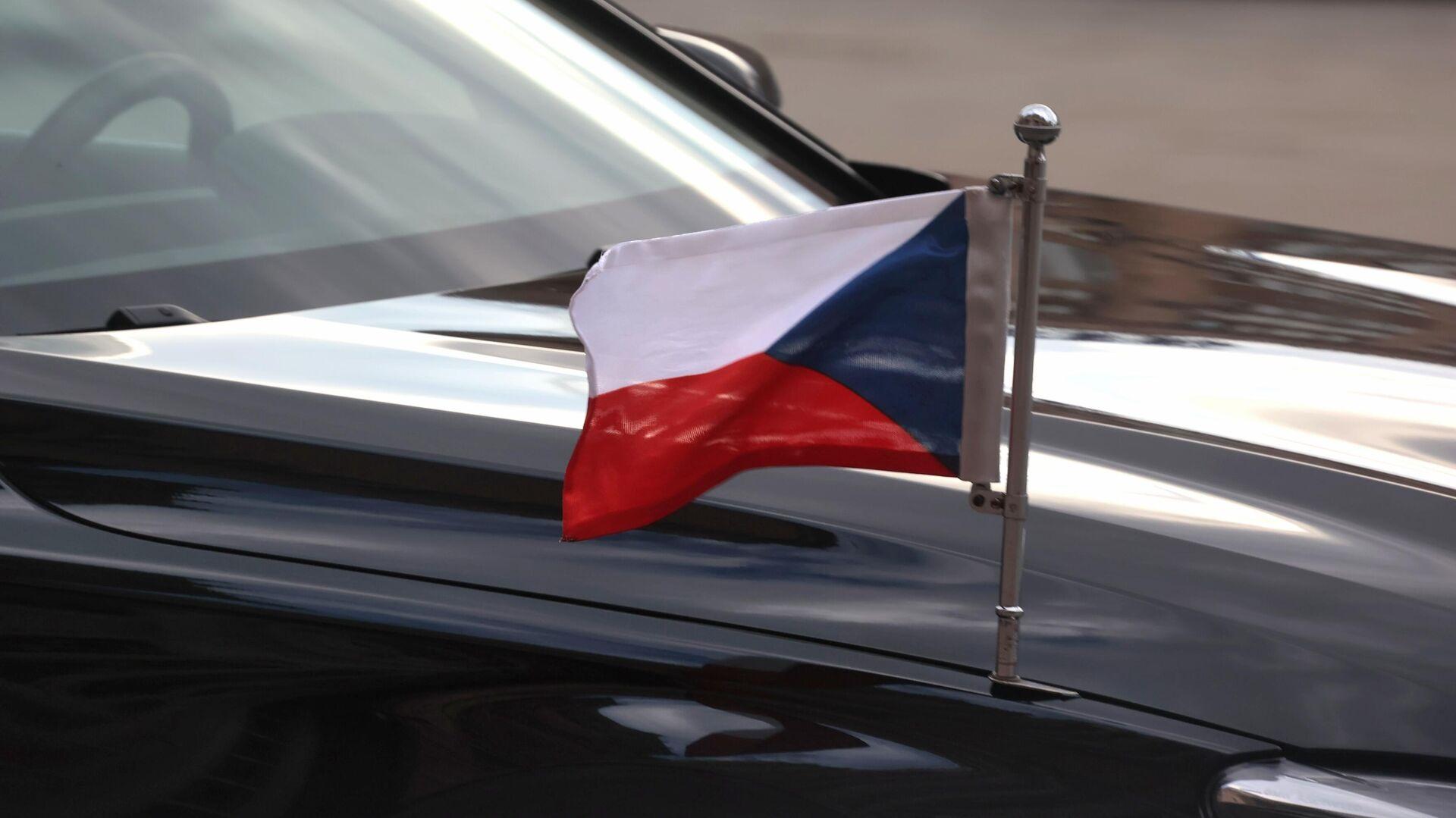 La bandera de la República Checa (imagen referencial) - Sputnik Mundo, 1920, 23.04.2021