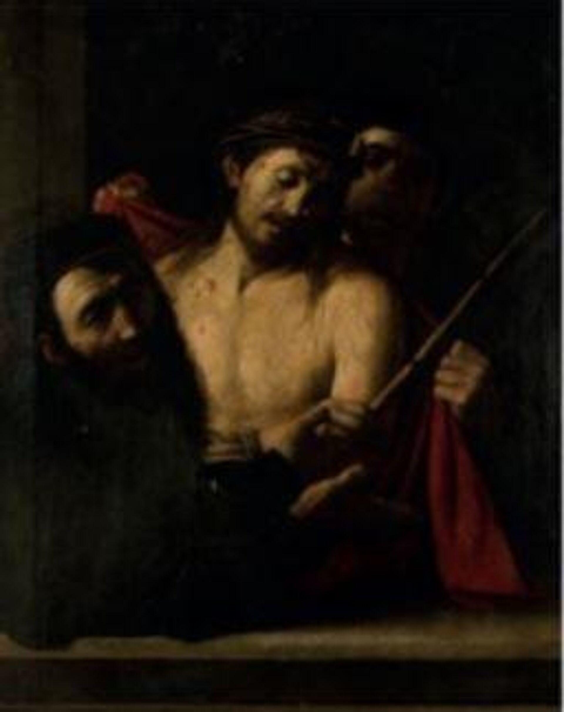 'La coronación de espinas', supuesta pintura de Caravaggio - Sputnik Mundo, 1920, 23.04.2021