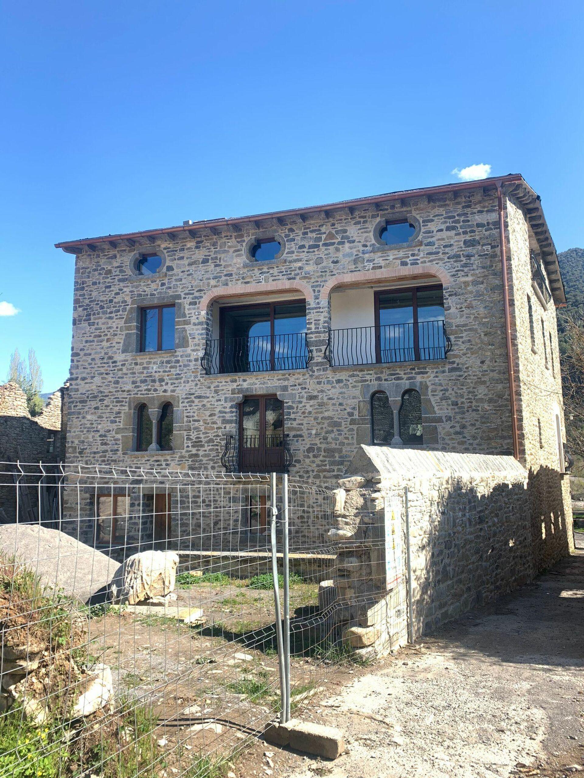 Casa Agustín, futura casa rural de Jánovas (Huesca) - Sputnik Mundo, 1920, 23.04.2021
