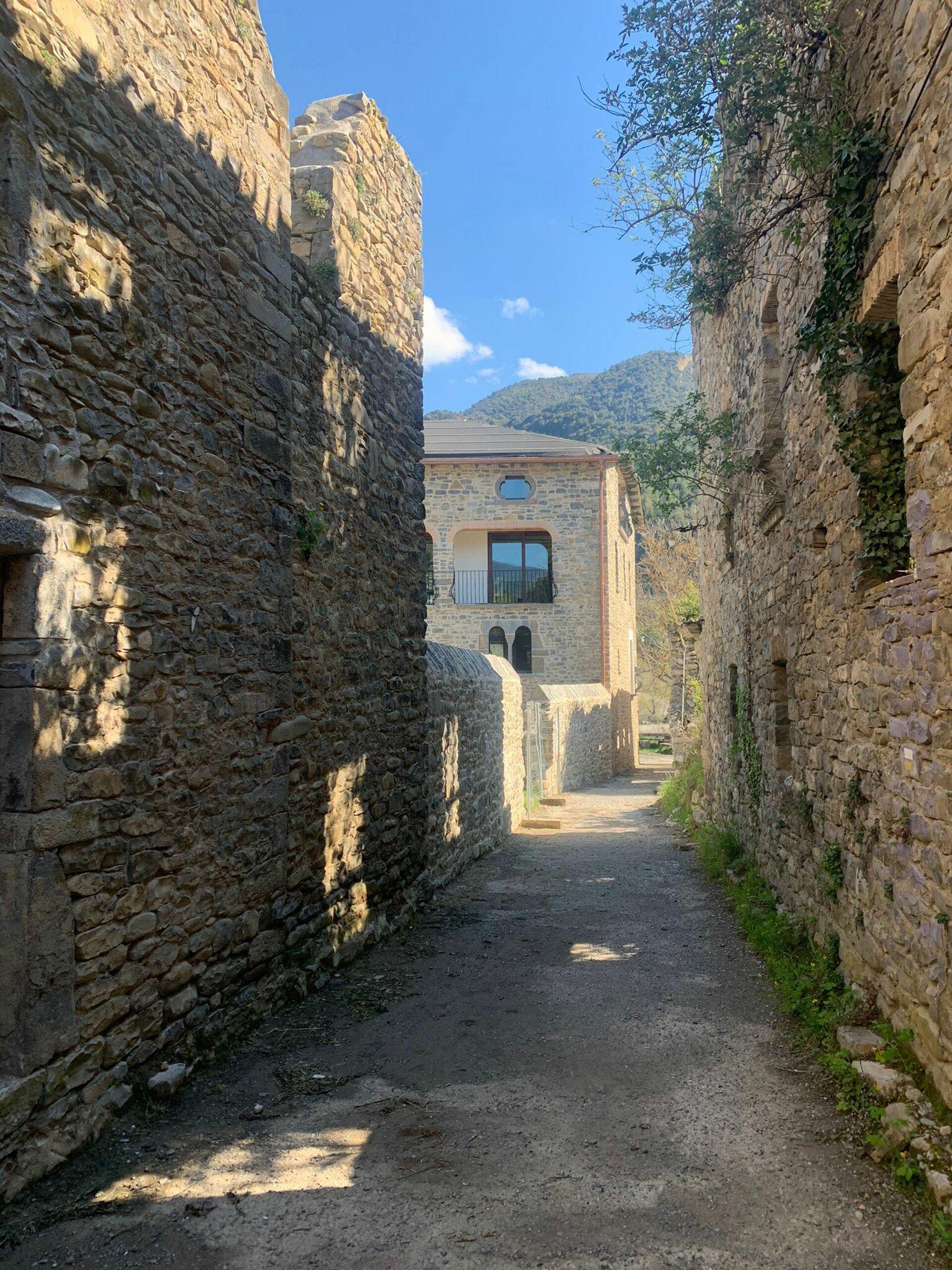 Calle de Jánovas (Huesca) - Sputnik Mundo, 1920, 23.04.2021
