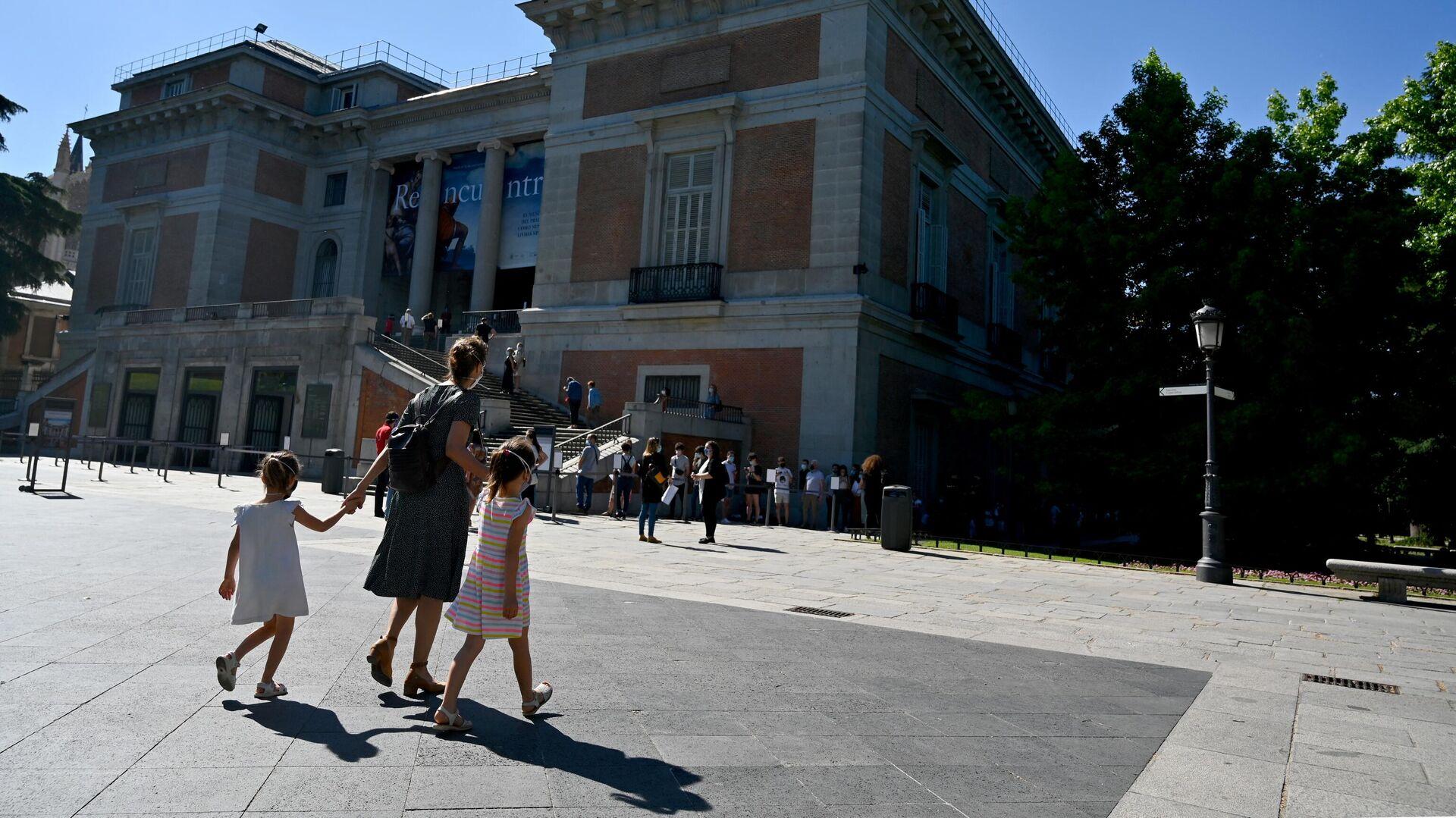 Museo del Prado (Madrid) - Sputnik Mundo, 1920, 23.04.2021