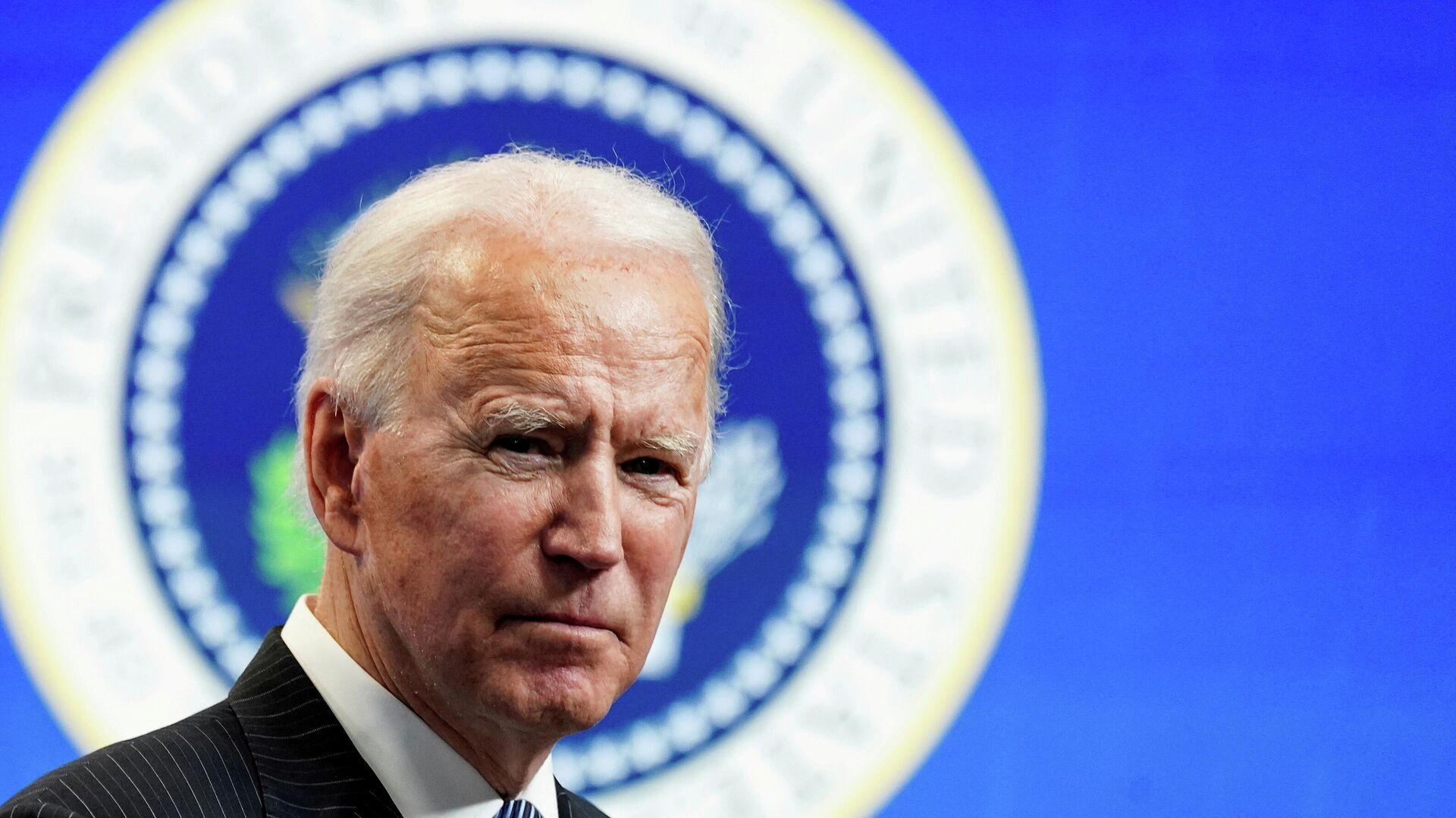 El presidente de EEUU, Joe Biden - Sputnik Mundo, 1920, 29.04.2021