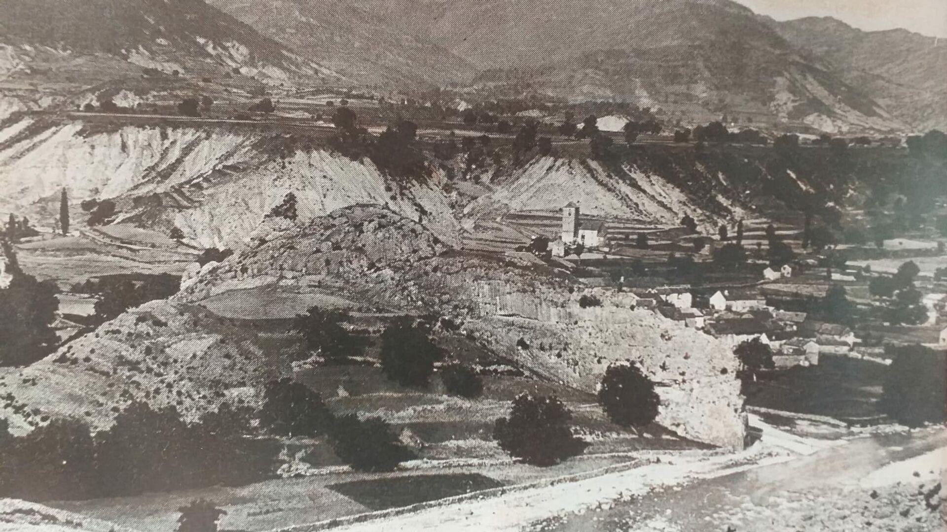 Vista de Jánovas (Huesca) - Sputnik Mundo, 1920, 23.04.2021