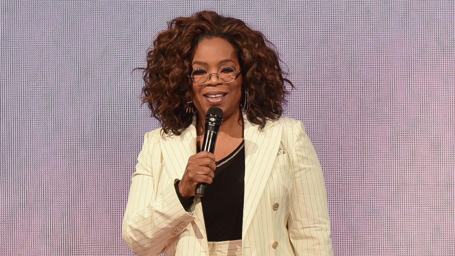 Oprah Winfrey, presentadora estadounidense - Sputnik Mundo, 1920, 24.04.2021