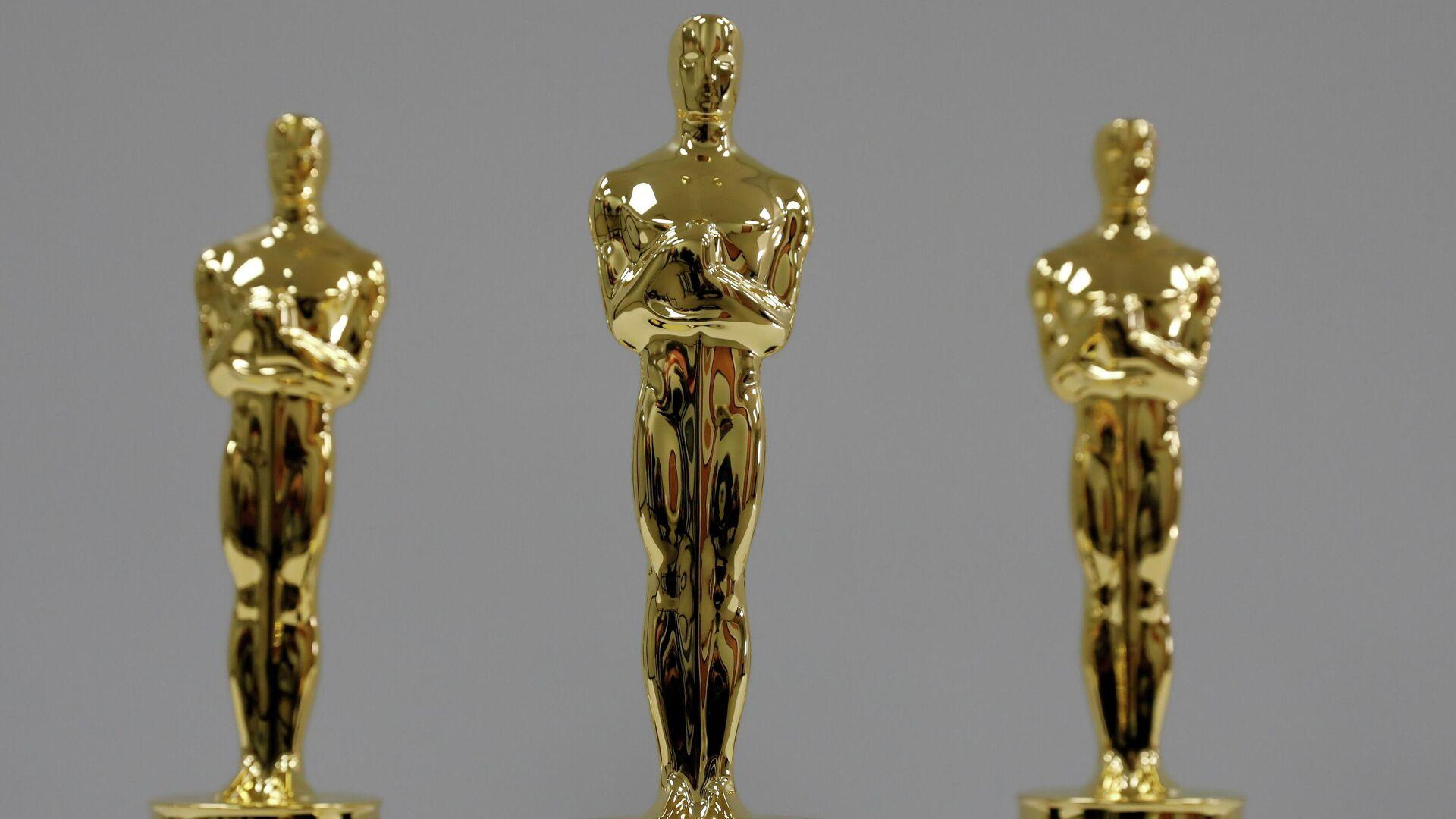Estatuillas del premio Óscar (archivo) - Sputnik Mundo, 1920, 24.04.2021