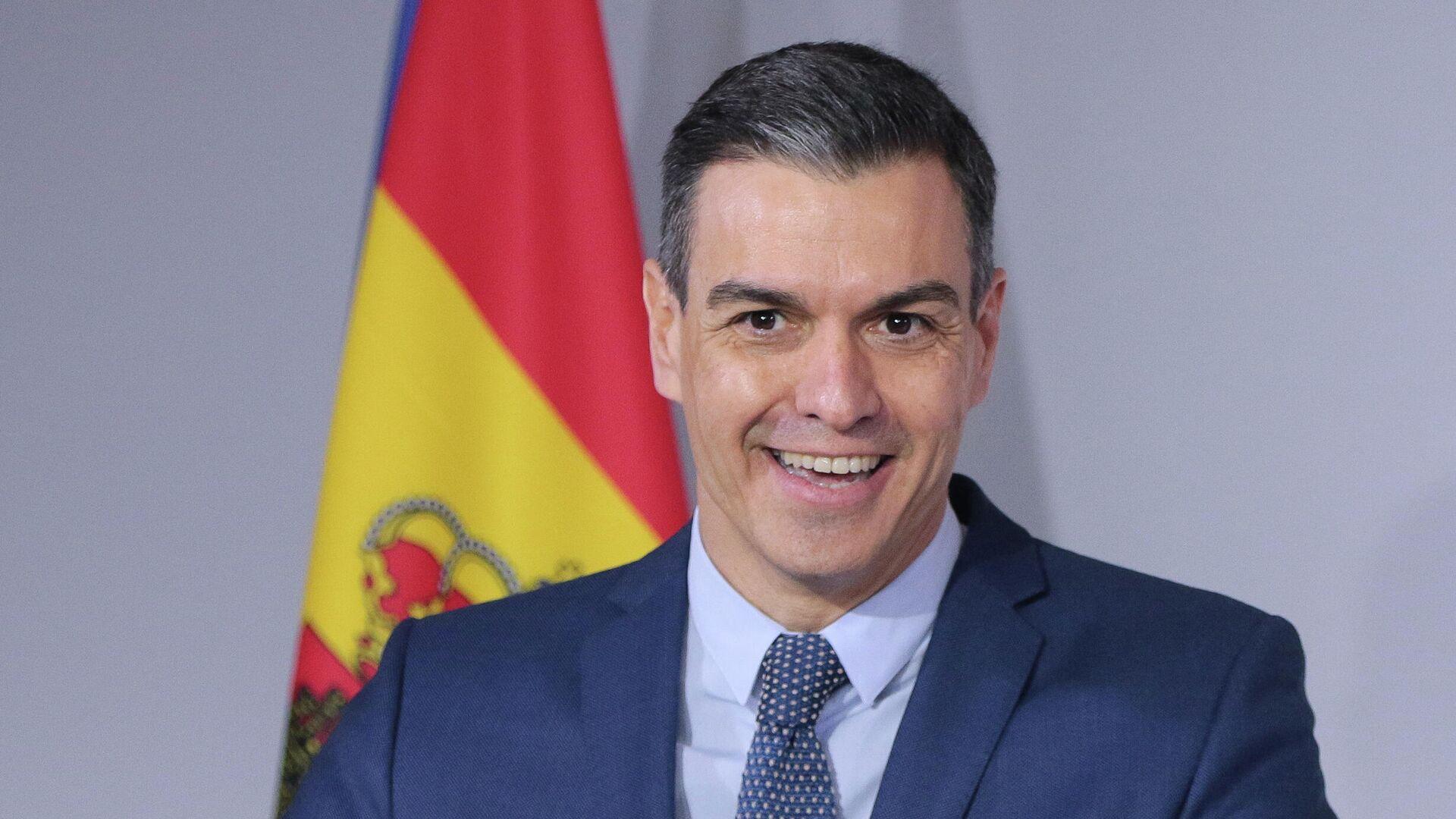 Pedro Sánchez, presidente del Gobierno de España - Sputnik Mundo, 1920, 26.04.2021