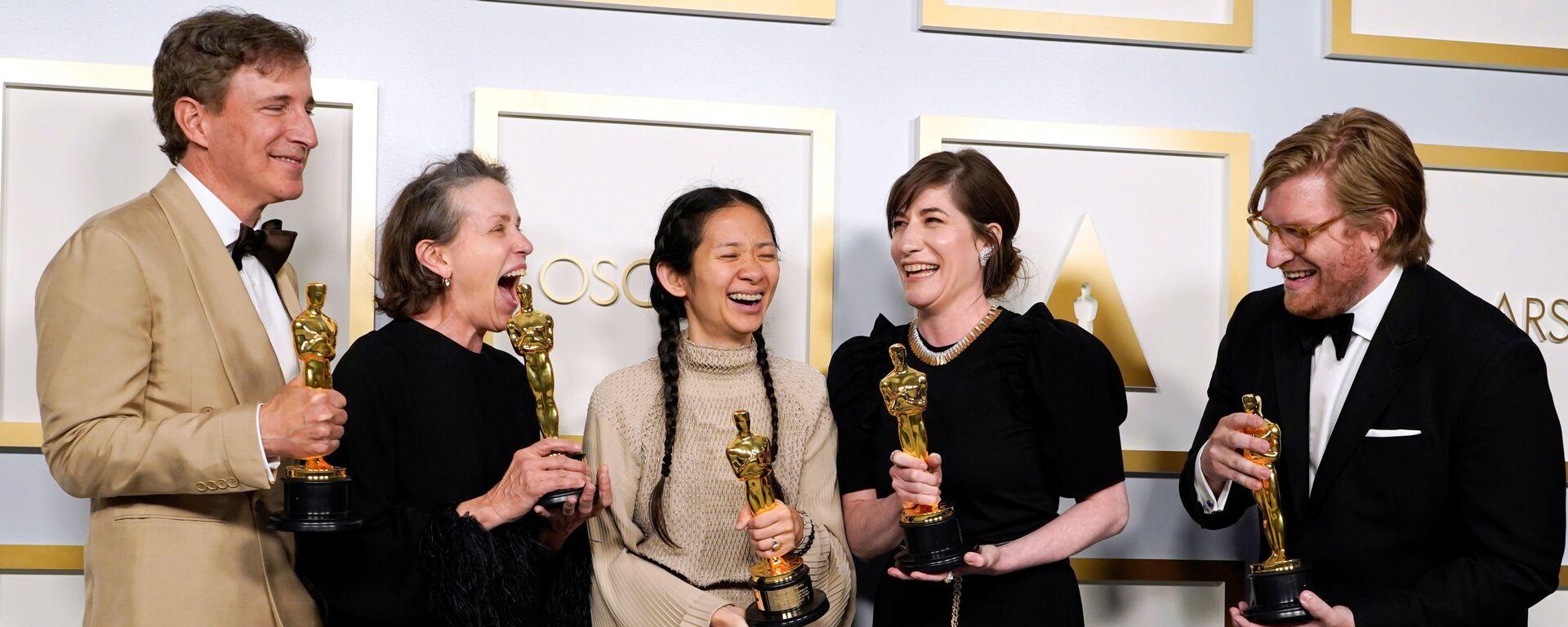 93-я церемония вручения Оскар в Лос-Анджелесе - Sputnik Mundo, 1920, 26.04.2021