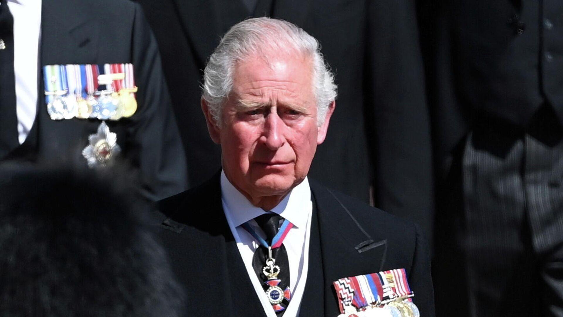 Carlos, príncipe de Gales - Sputnik Mundo, 1920, 26.04.2021