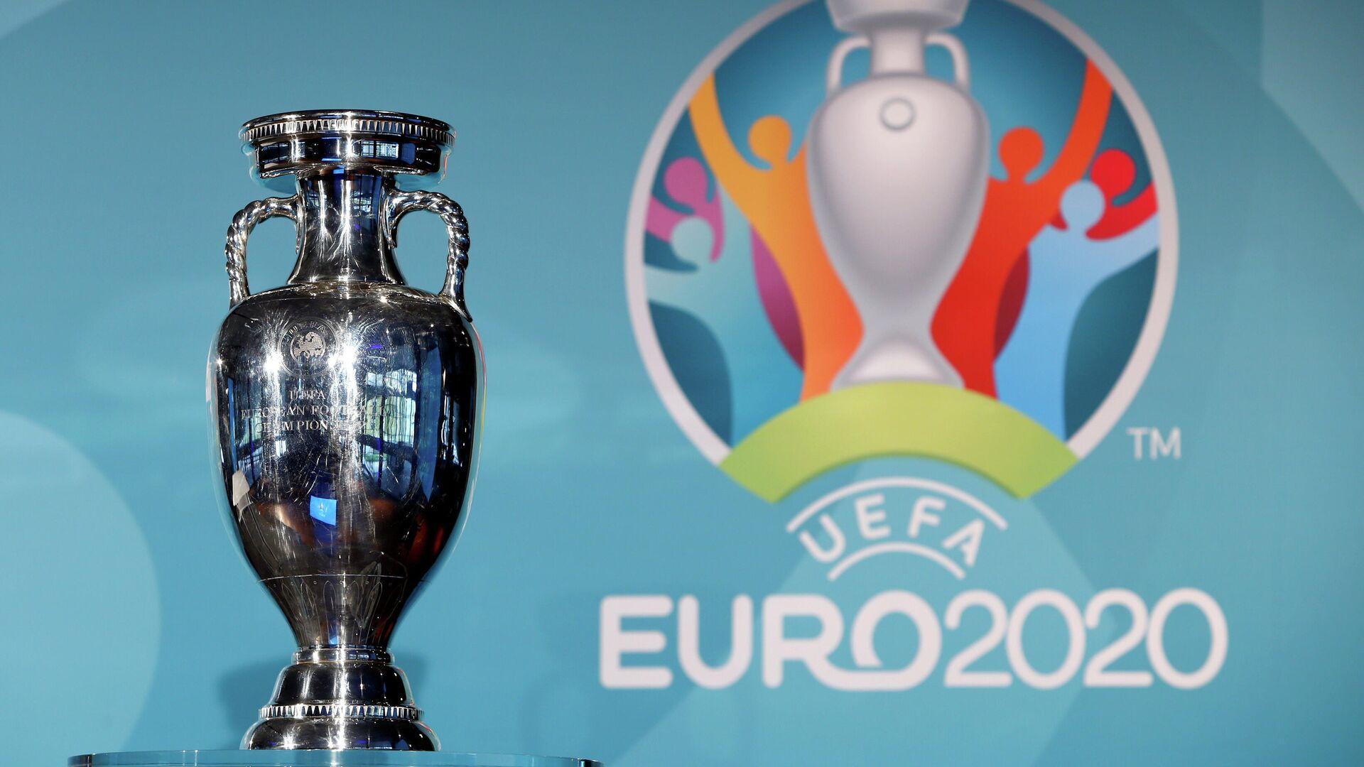 El trofeo de la Eurocopa - Sputnik Mundo, 1920, 26.04.2021