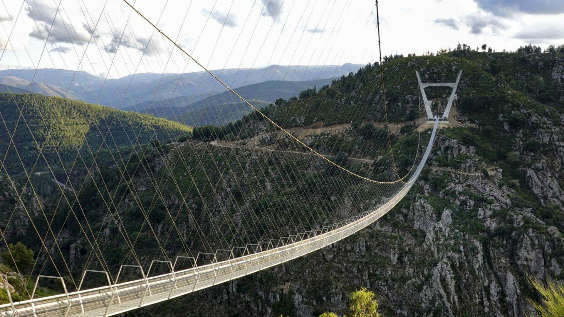 Puente 515 Arouca - Sputnik Mundo, 1920, 26.04.2021