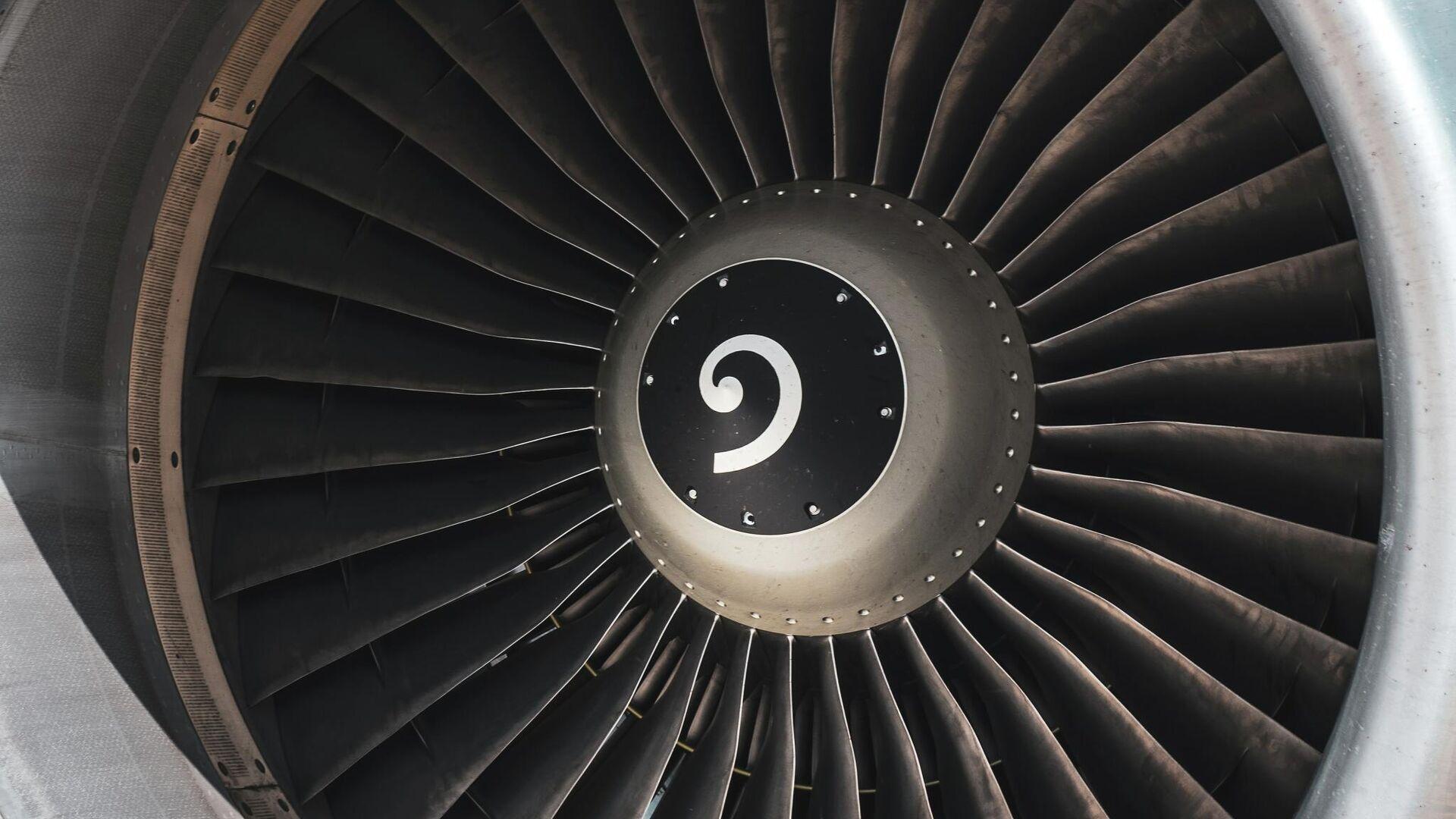 El motor de un avión - Sputnik Mundo, 1920, 26.04.2021