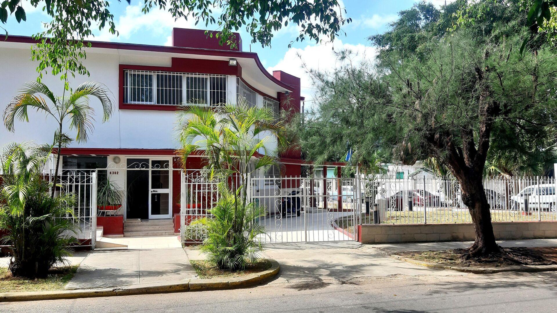 Centro Histoterapia Placentaria de Cuba - Sputnik Mundo, 1920, 27.04.2021