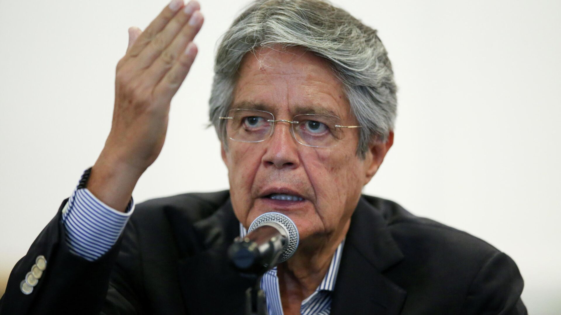 Guillermo Lasso, presidente electo de Ecuador - Sputnik Mundo, 1920, 26.04.2021