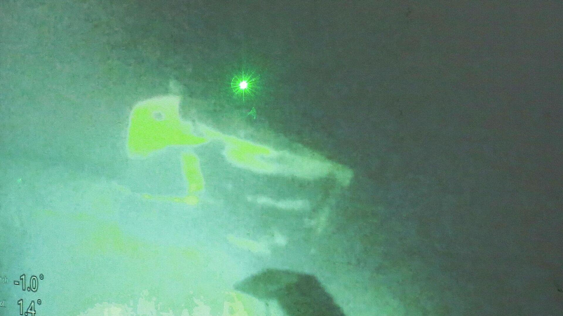 El submarino indonesio KRI Nanggala 402 en el fondo del mar - Sputnik Mundo, 1920, 27.04.2021