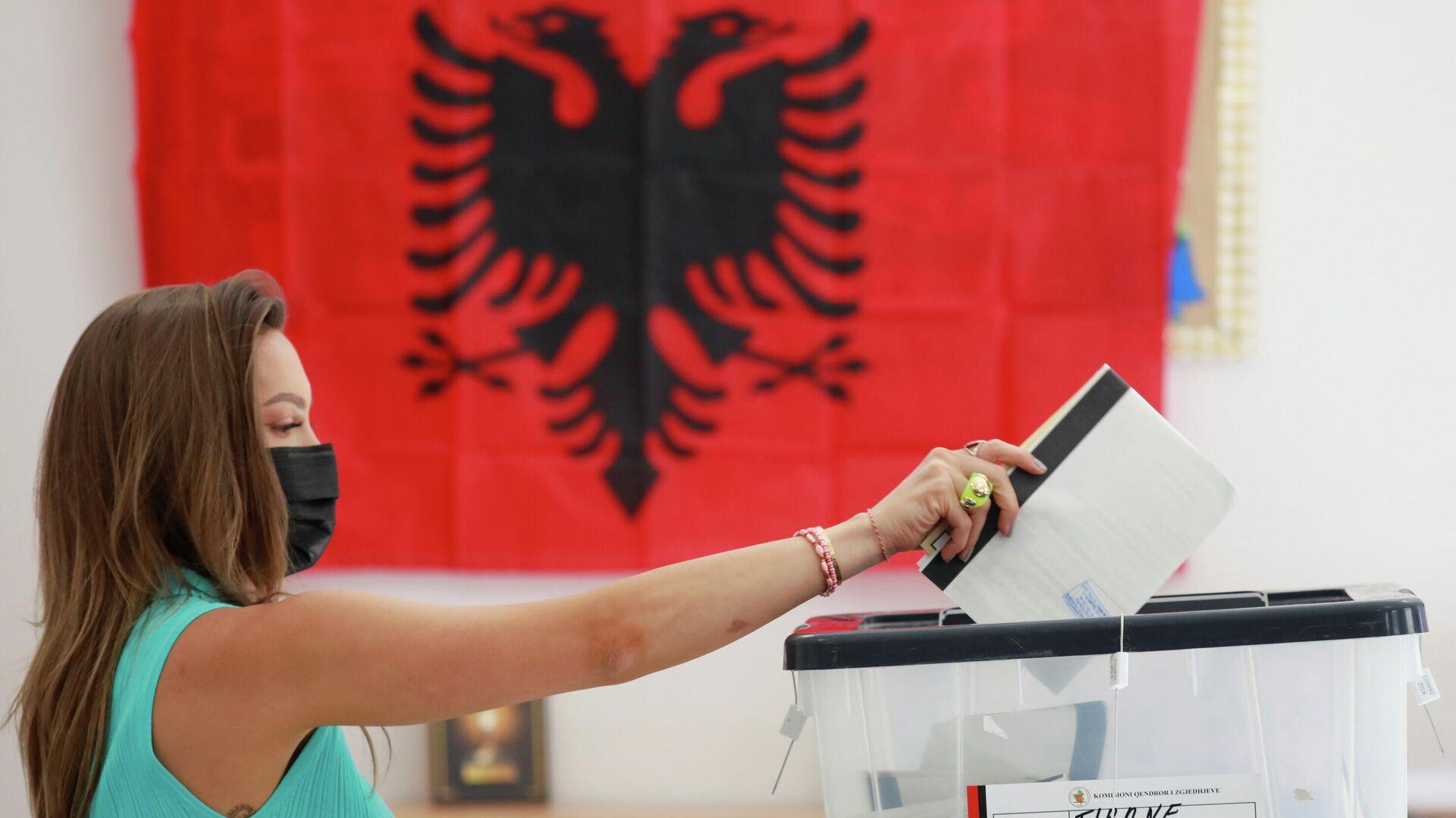 Elecciones en Albania  - Sputnik Mundo, 1920, 28.04.2021