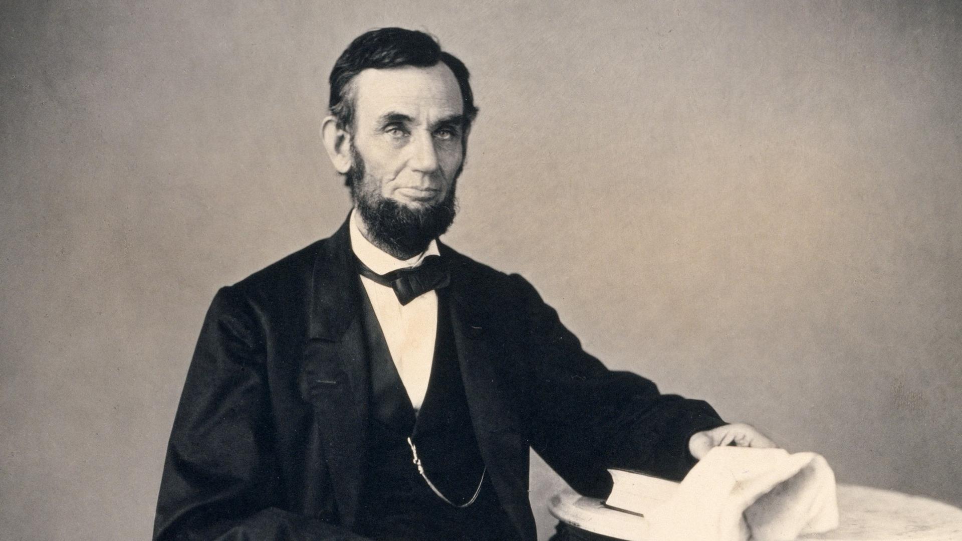 Abraham Lincoln, expresidente de EEUU - Sputnik Mundo, 1920, 28.04.2021