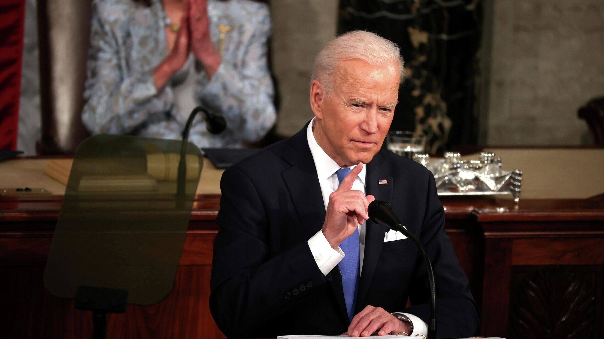 Joe Biden, presidente de EEUU - Sputnik Mundo, 1920, 07.05.2021