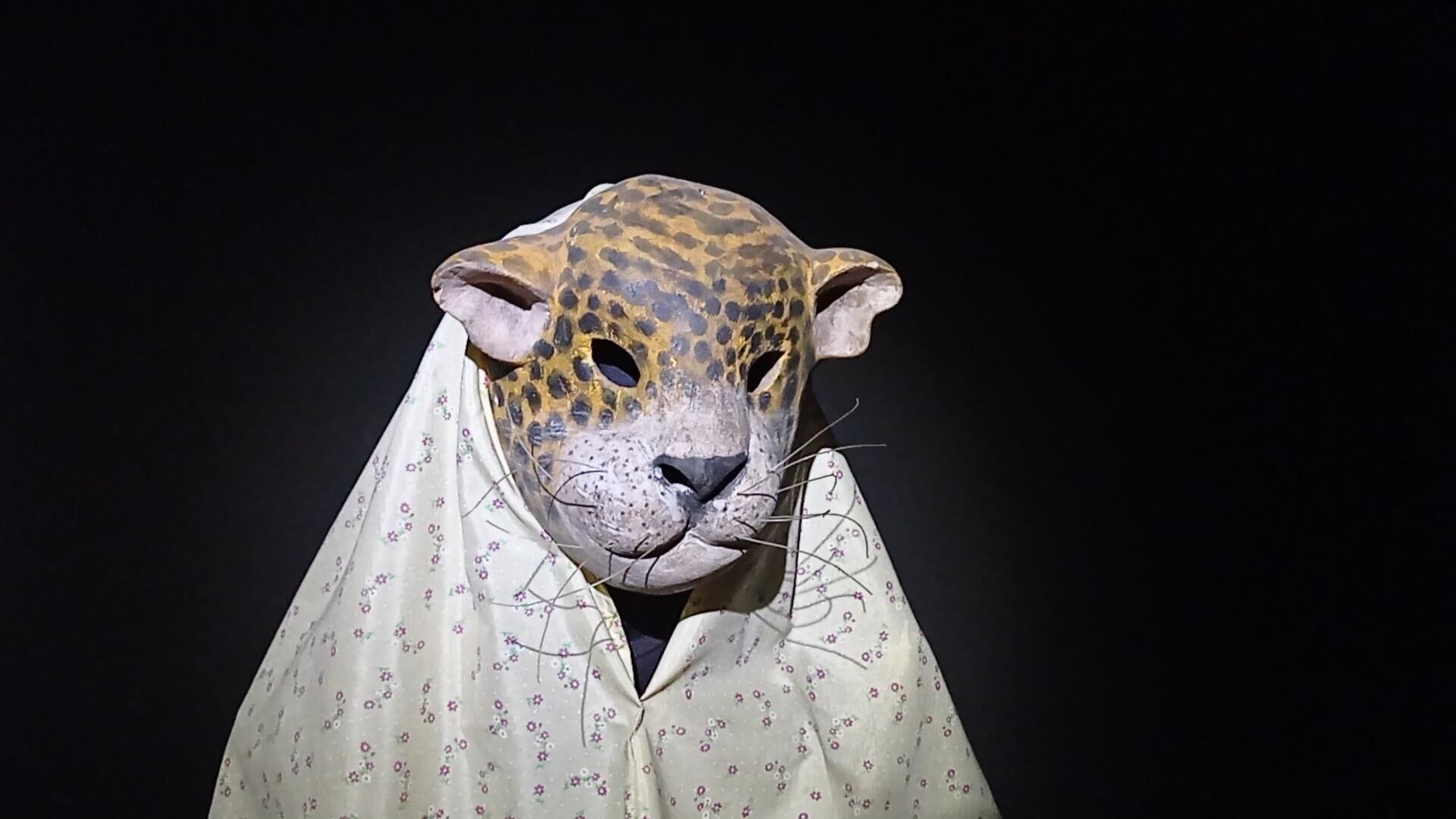 Una máscara de jaguar - Sputnik Mundo, 1920, 29.04.2021