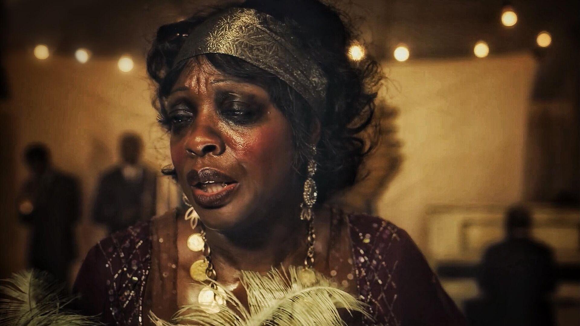 Viola Davis caracterizada de Ma Rainey - Sputnik Mundo, 1920, 30.04.2021