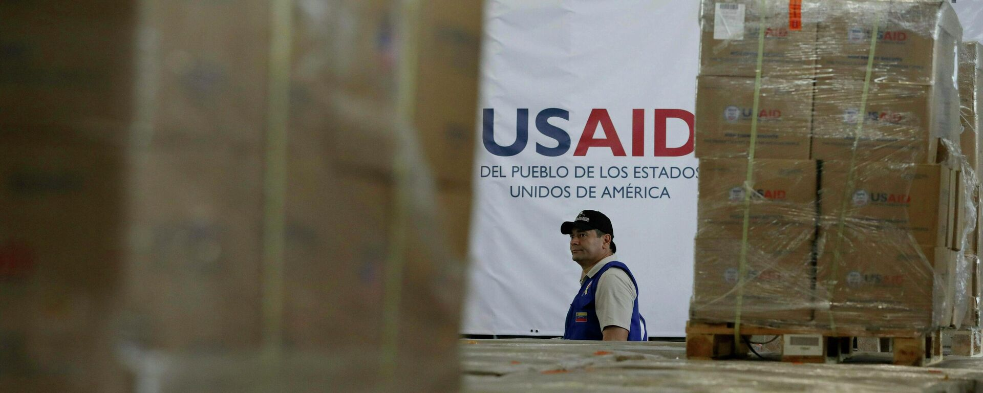 Ayuda humanitaria de USAID - Sputnik Mundo, 1920, 30.04.2021