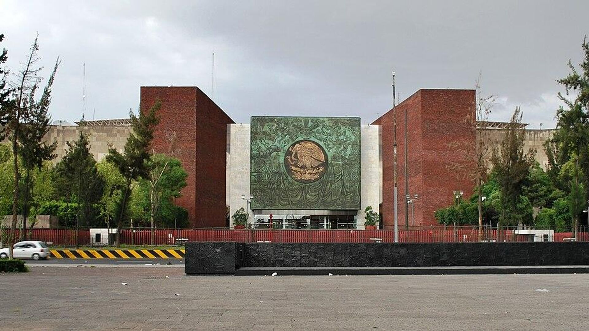 Palacio Legislativo de San Lázaro,  la sede de la Cámara de Diputados de México - Sputnik Mundo, 1920, 31.08.2021