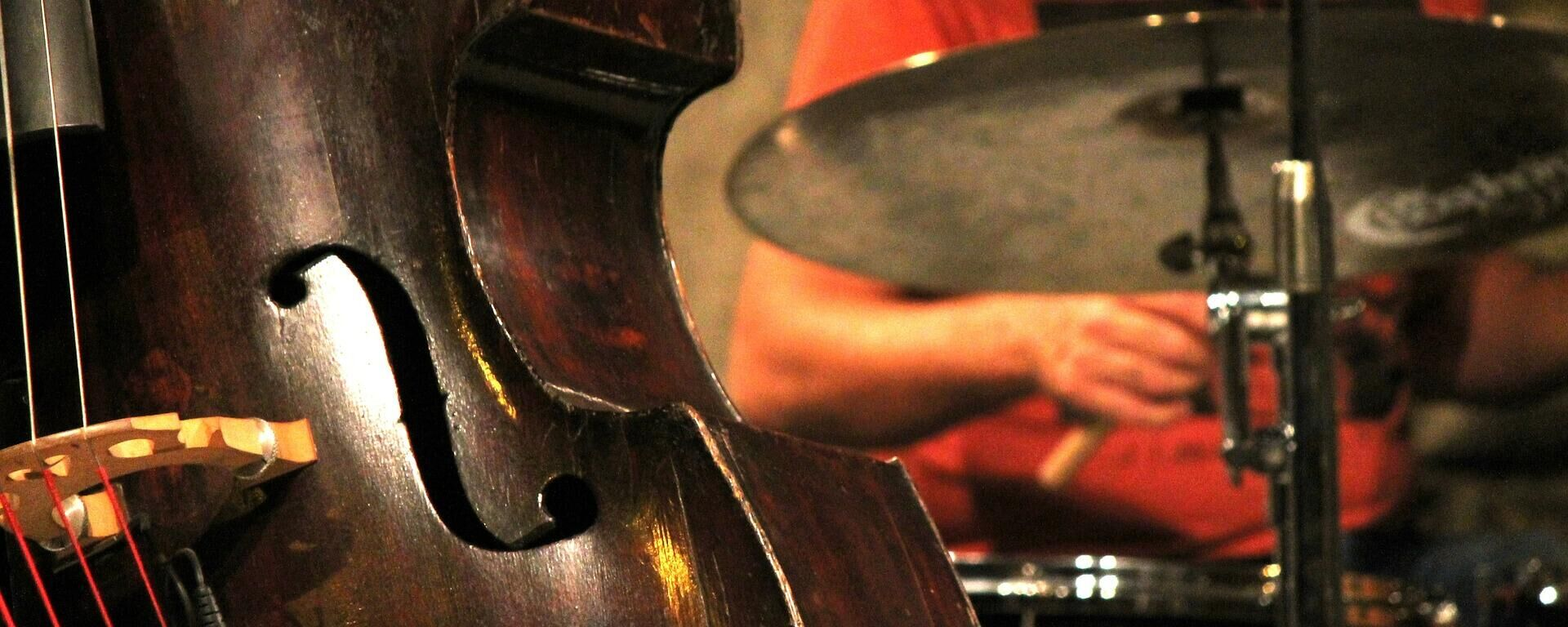 Músicos de jazz - Sputnik Mundo, 1920, 30.04.2021