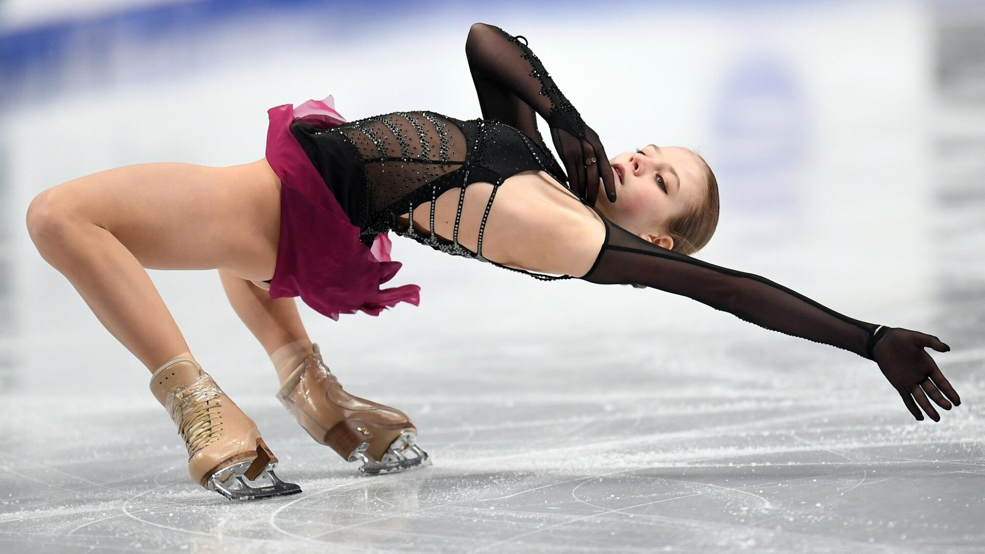 Alexandra Trúsova, patinadora artística rusa - Sputnik Mundo, 1920, 01.05.2021