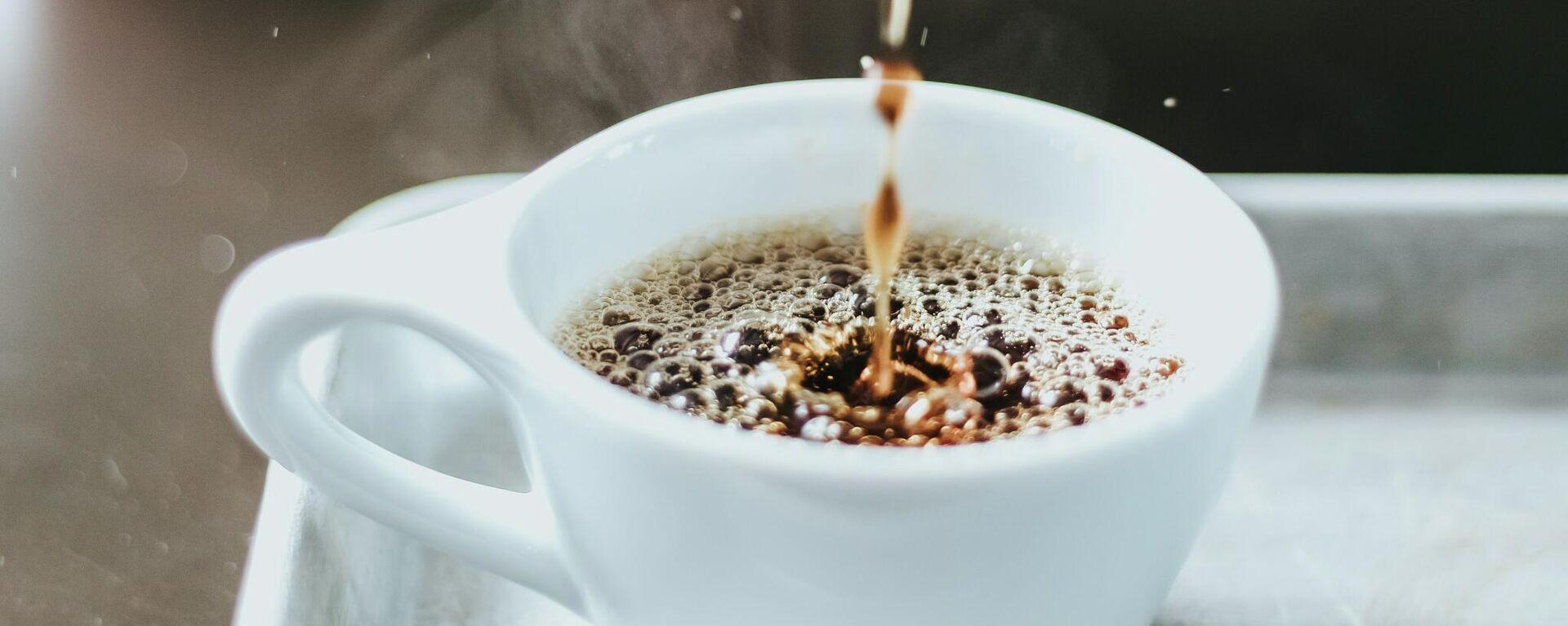 Una taza de café - Sputnik Mundo, 1920, 02.05.2021