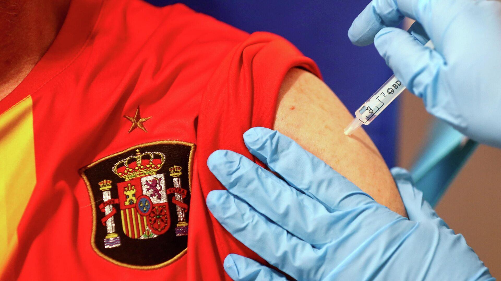 Vacunación en España  - Sputnik Mundo, 1920, 12.05.2021