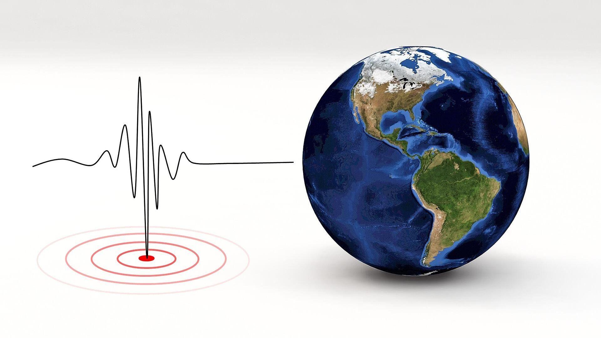 Terremotos y el mundo (imagen referencial) - Sputnik Mundo, 1920, 03.05.2021