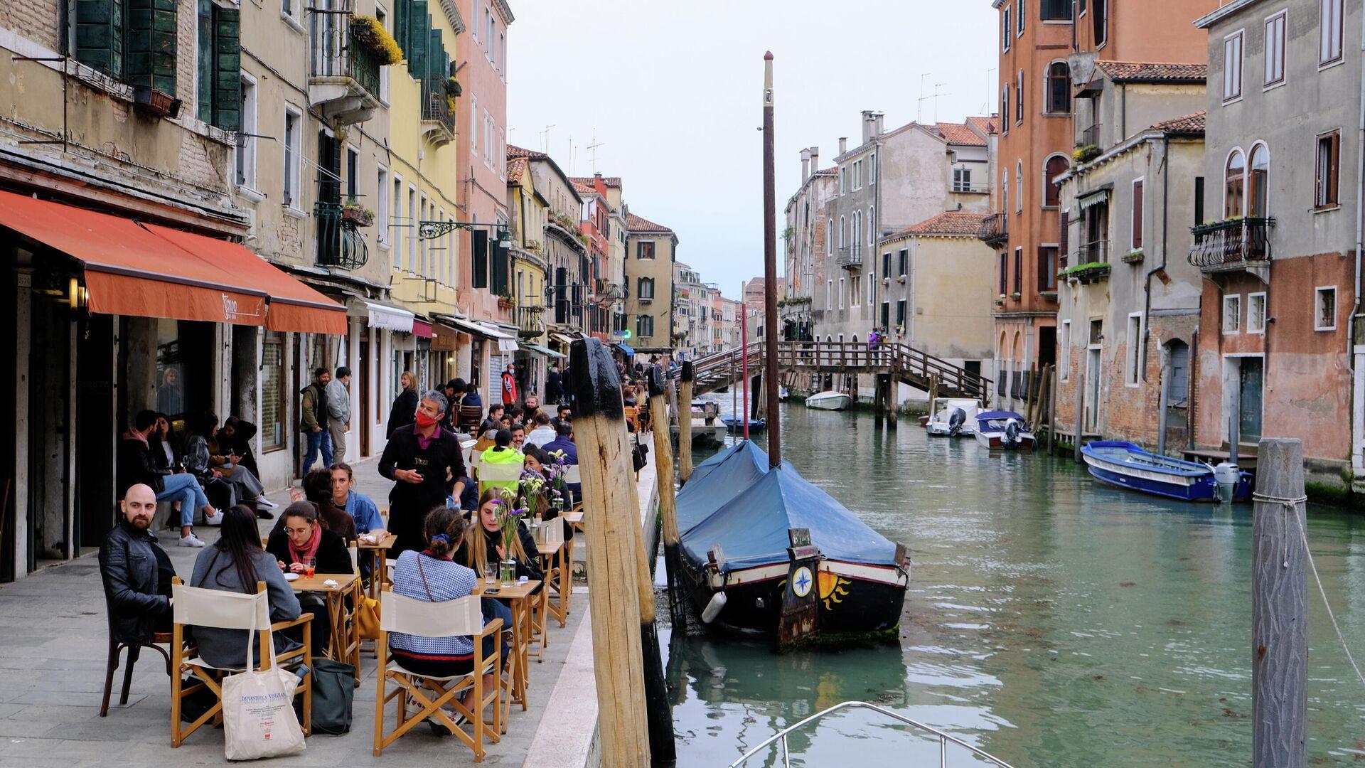 Venecia, Italia - Sputnik Mundo, 1920, 03.05.2021