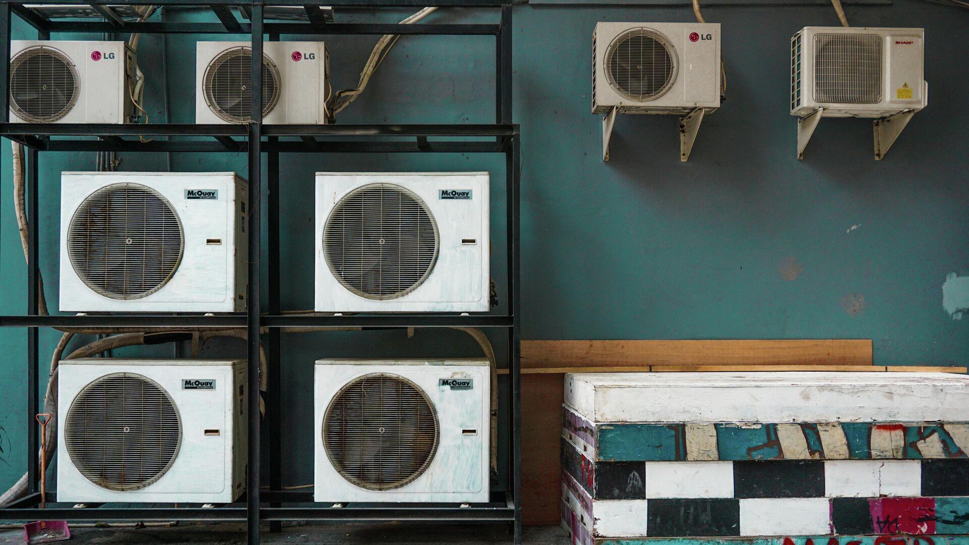 Acondicionadores de aire - Sputnik Mundo, 1920, 03.05.2021