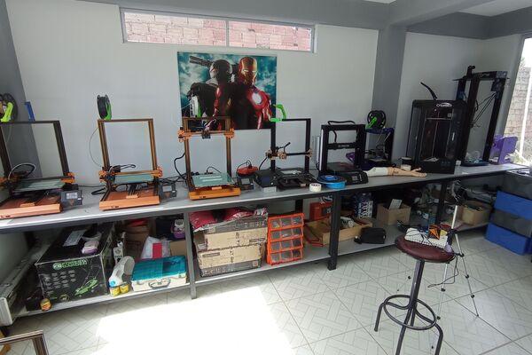 El taller de Robotics Creators - Sputnik Mundo
