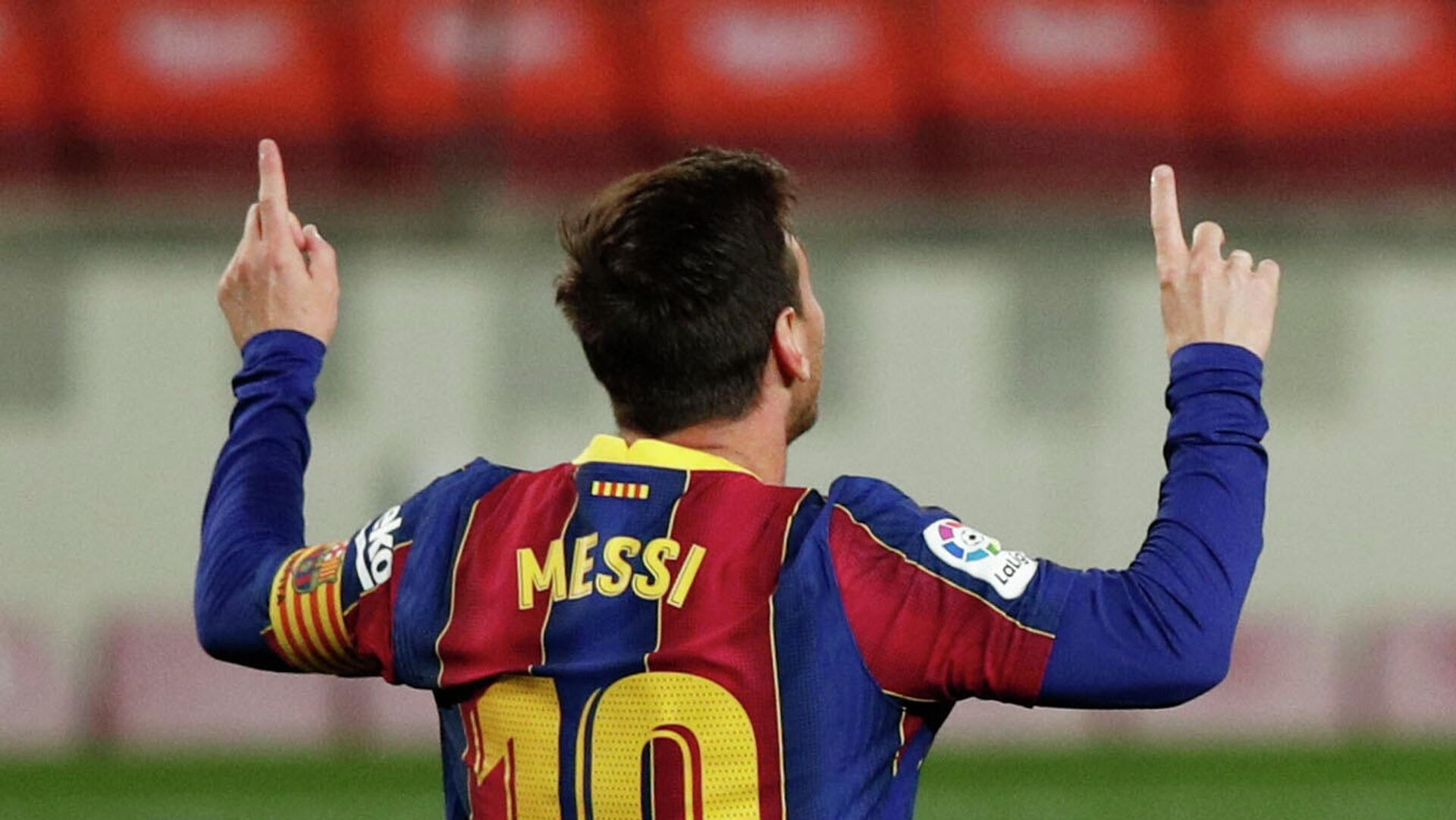 Lionel Messi, futbolista argentino - Sputnik Mundo, 1920, 04.05.2021