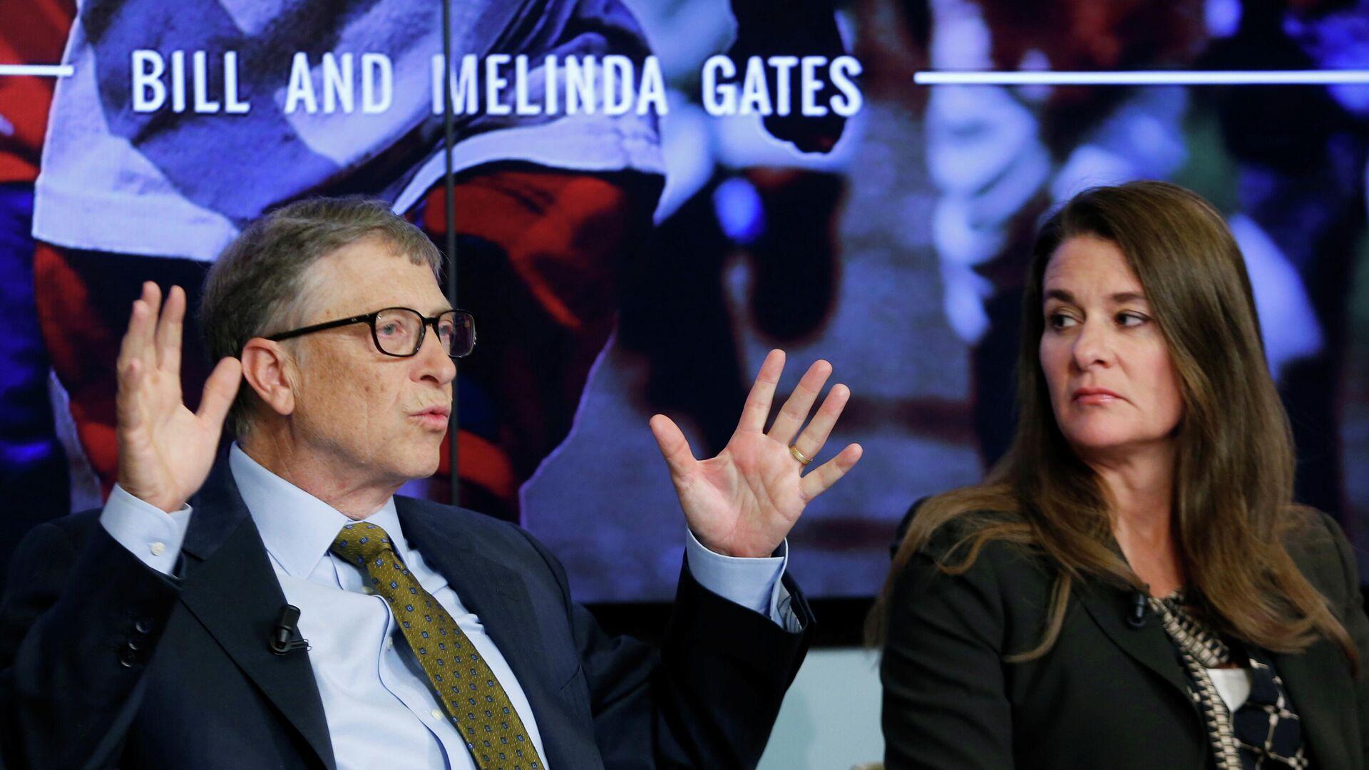 Bill y Melinda Gates - Sputnik Mundo, 1920, 09.05.2021