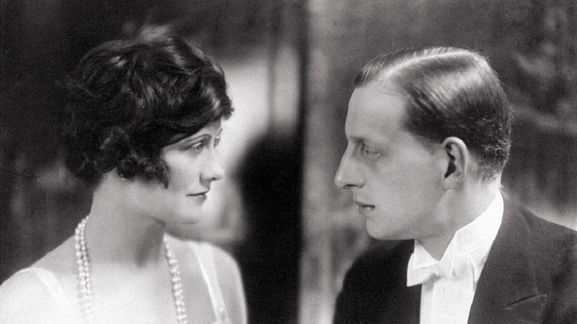 La diseñadora francesa Coco Chanel y el duque ruso Dmitri Románov - Sputnik Mundo, 1920, 05.05.2021