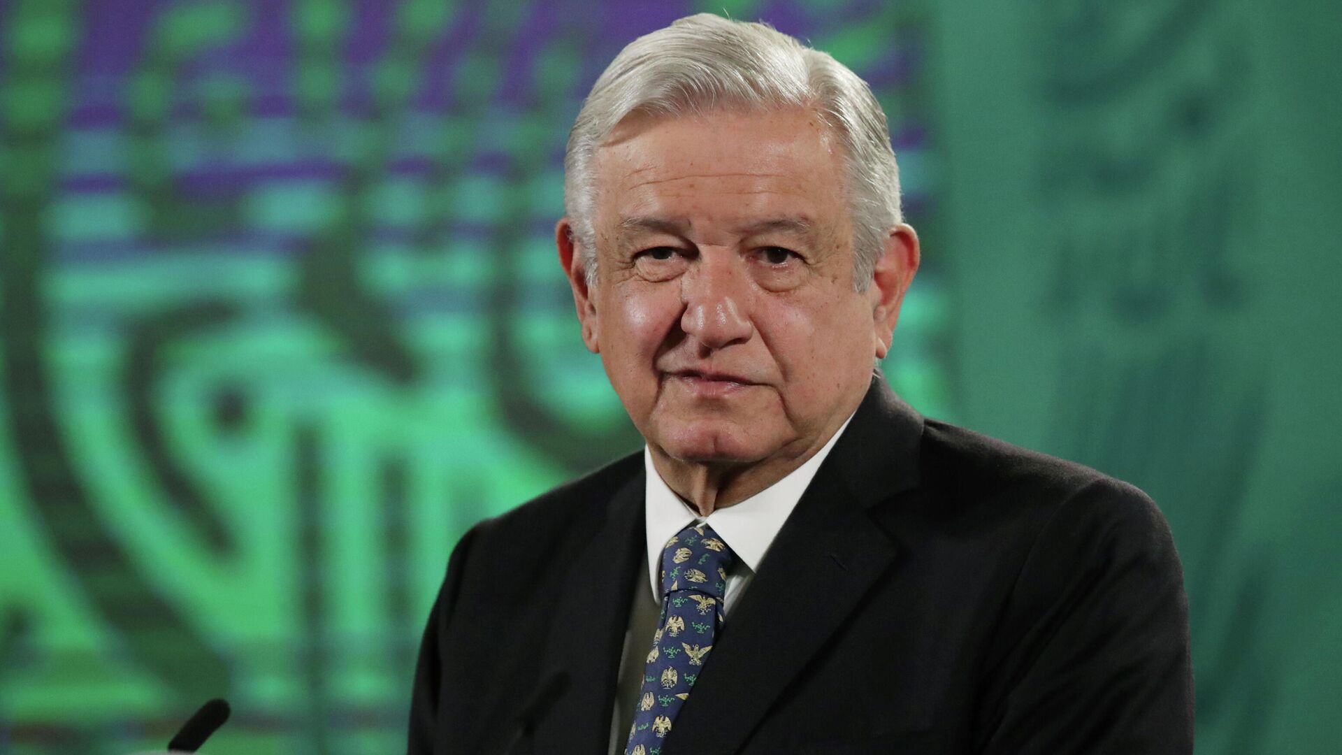 Andrés Manuel López Obrador, el presidente de México  - Sputnik Mundo, 1920, 05.05.2021