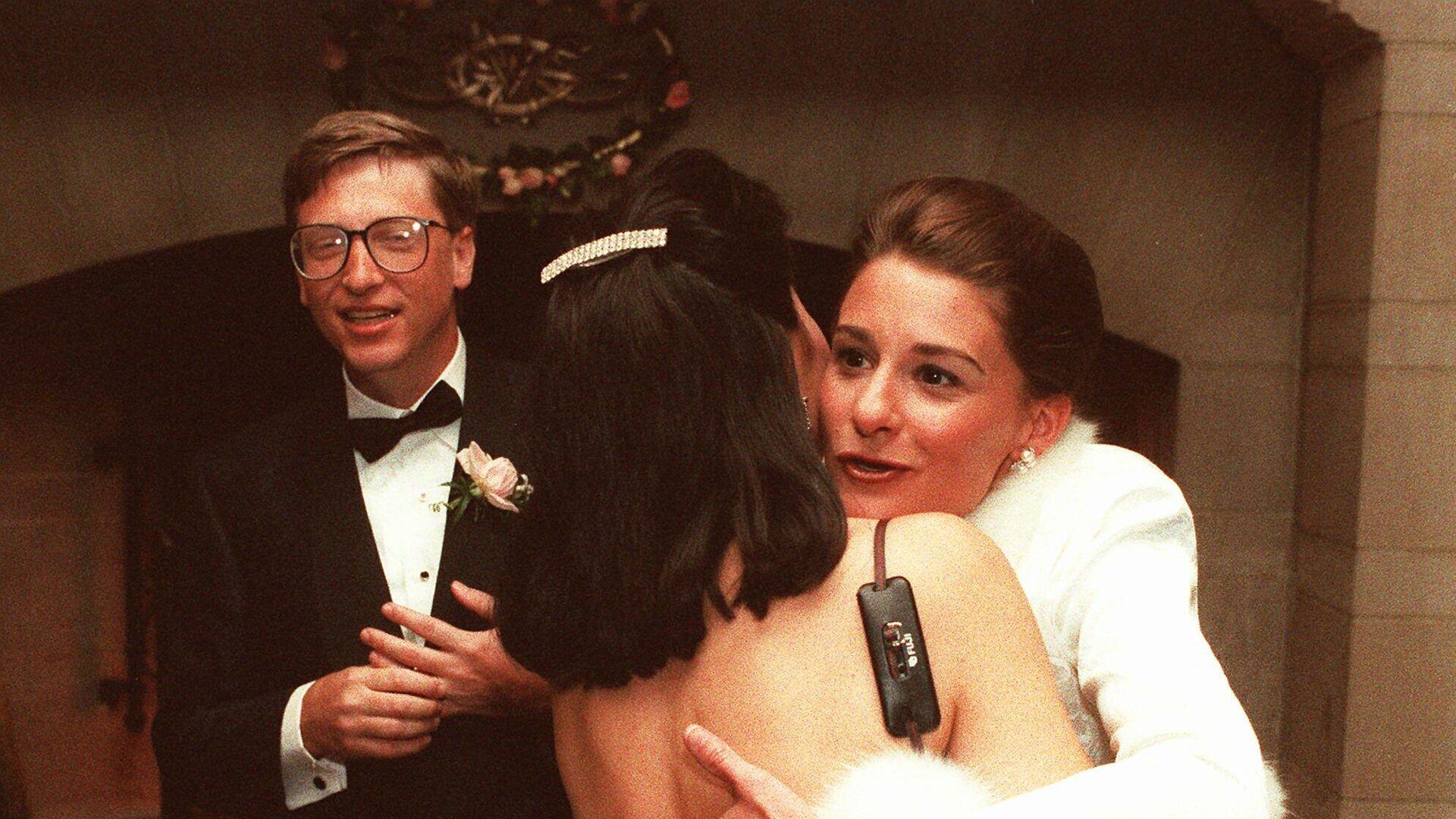 La boda de Bill y Melinda Gates - Sputnik Mundo, 1920, 05.05.2021