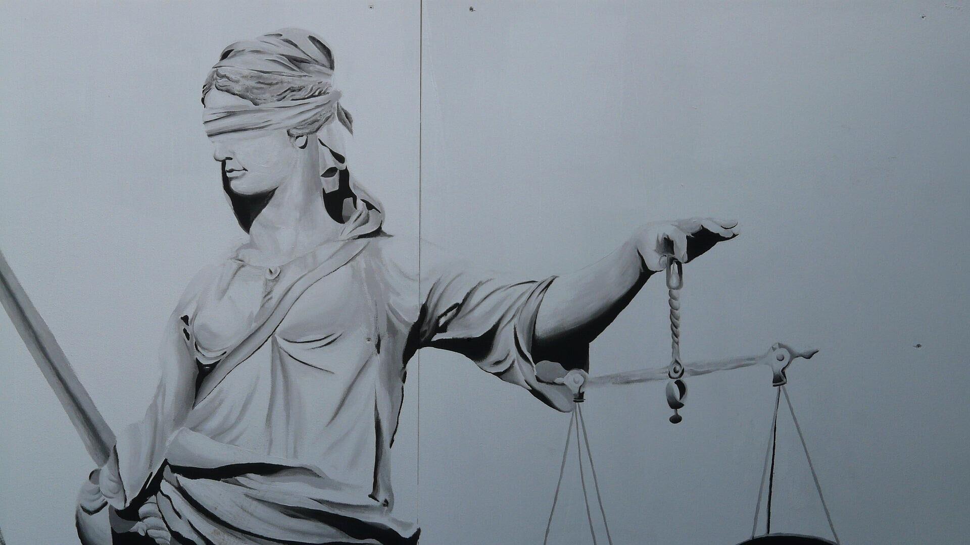 Imagen referencial de la justicia - Sputnik Mundo, 1920, 18.05.2021
