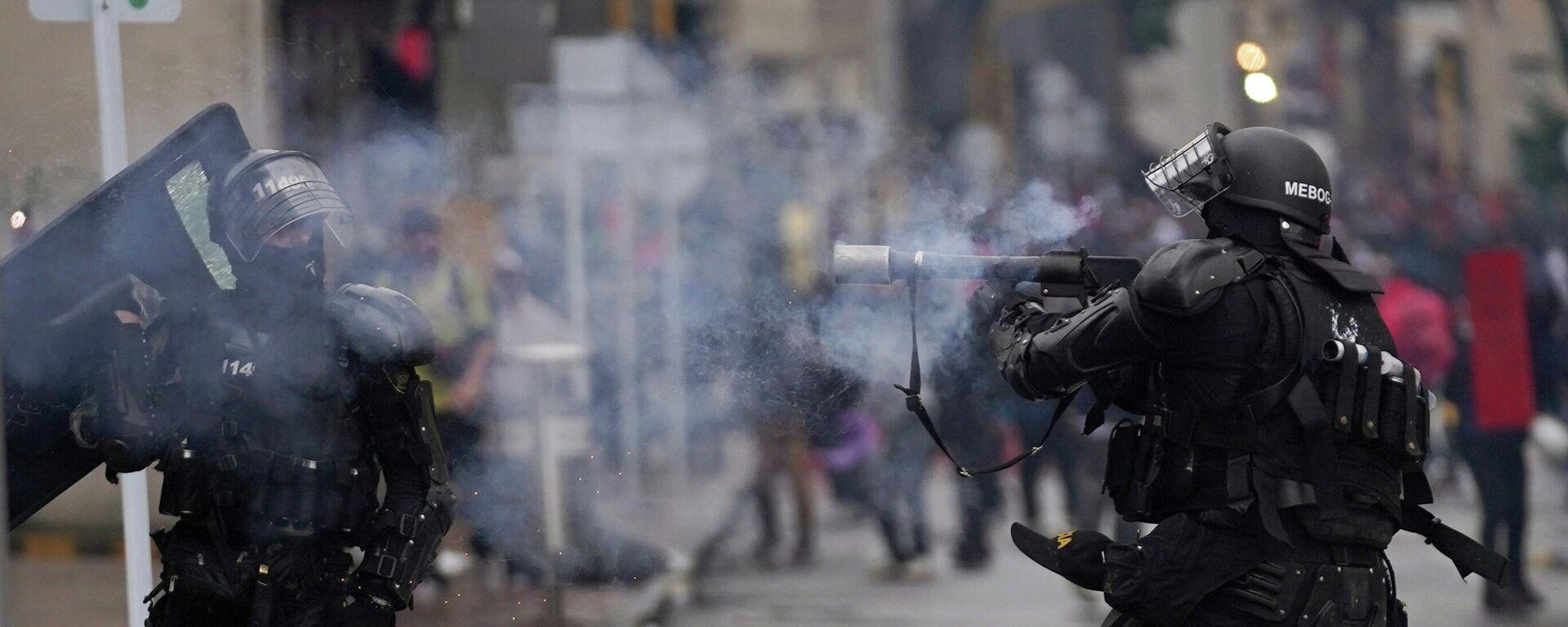Protestas en Colombia - Sputnik Mundo, 1920, 07.05.2021