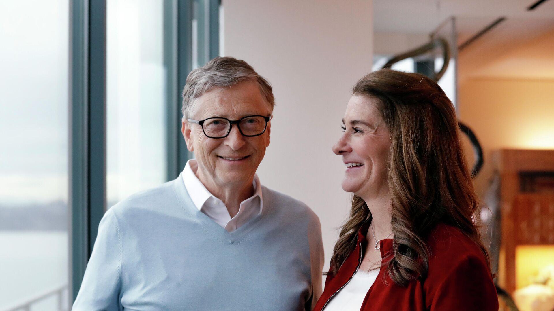 Bill y Melinda Gates - Sputnik Mundo, 1920, 10.05.2021