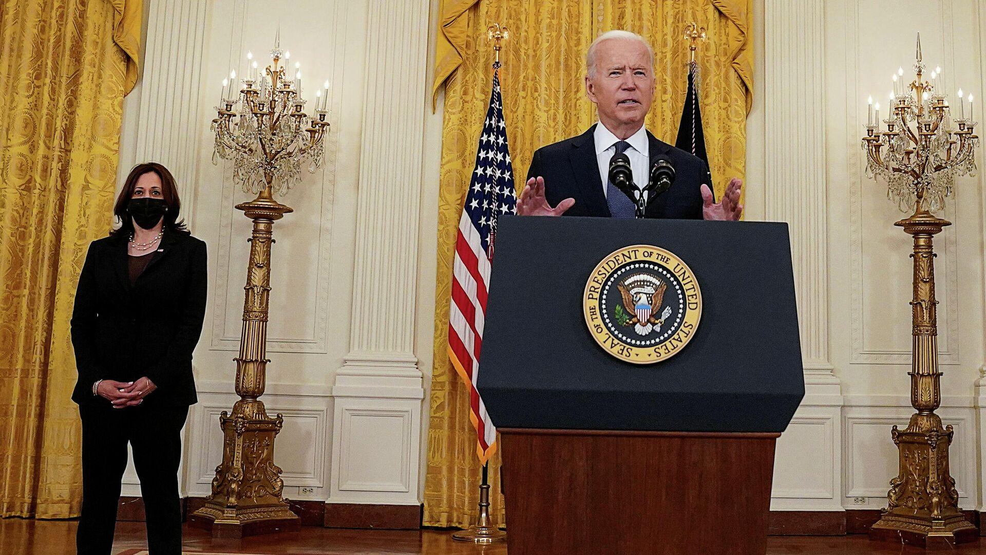 Joe Biden, el presidente de EEUU - Sputnik Mundo, 1920, 10.05.2021
