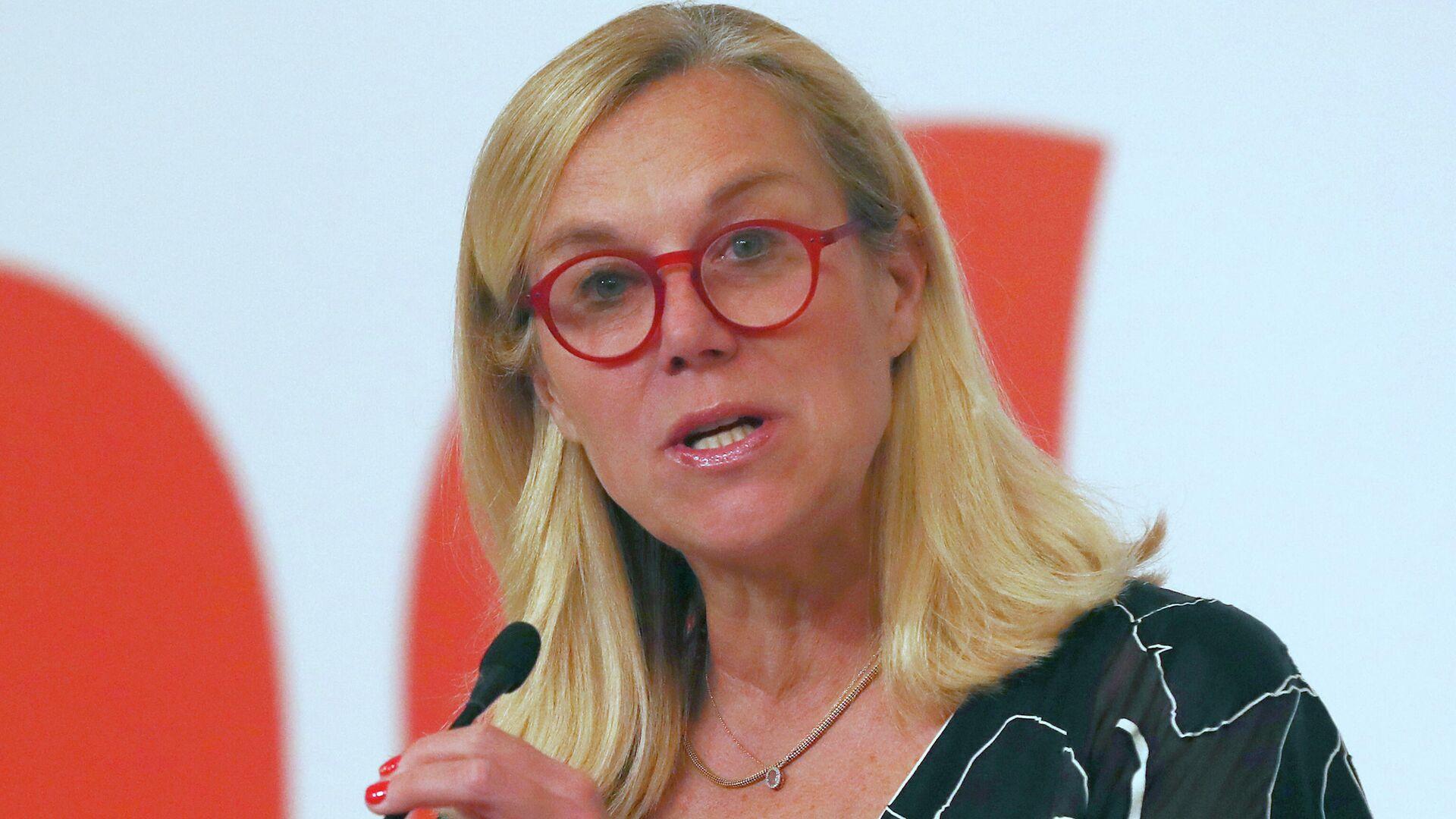 Sigrid Kaag, ministra de Comercio Exterior y Cooperación para el Desarrollo de los Países Bajos - Sputnik Mundo, 1920, 10.05.2021