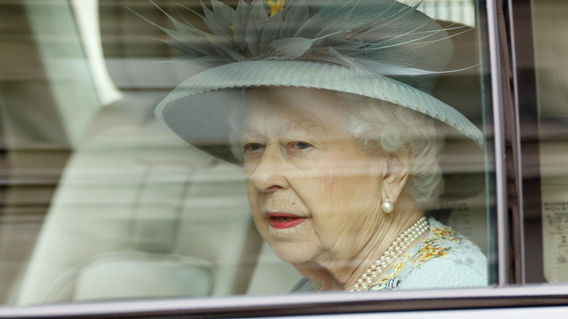 La reina Isabel II - Sputnik Mundo, 1920, 11.05.2021