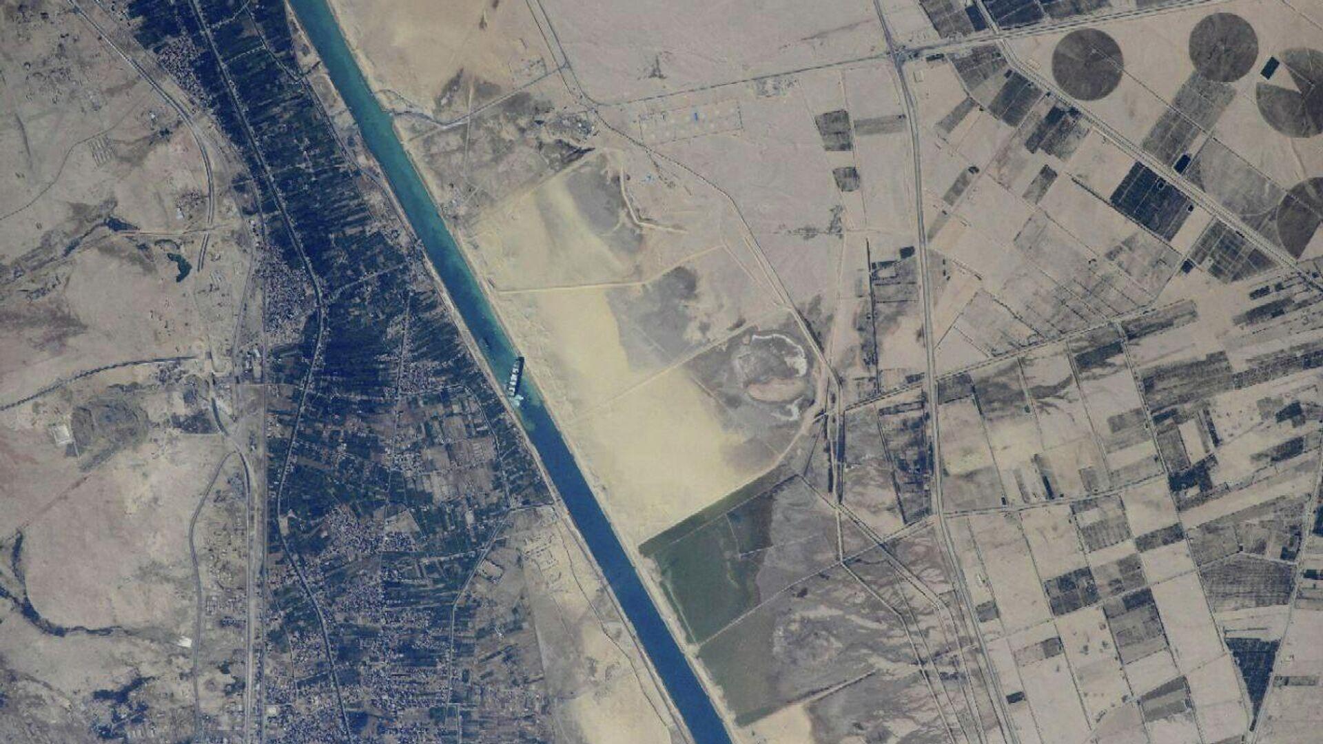 El canal de Suez - Sputnik Mundo, 1920, 11.05.2021