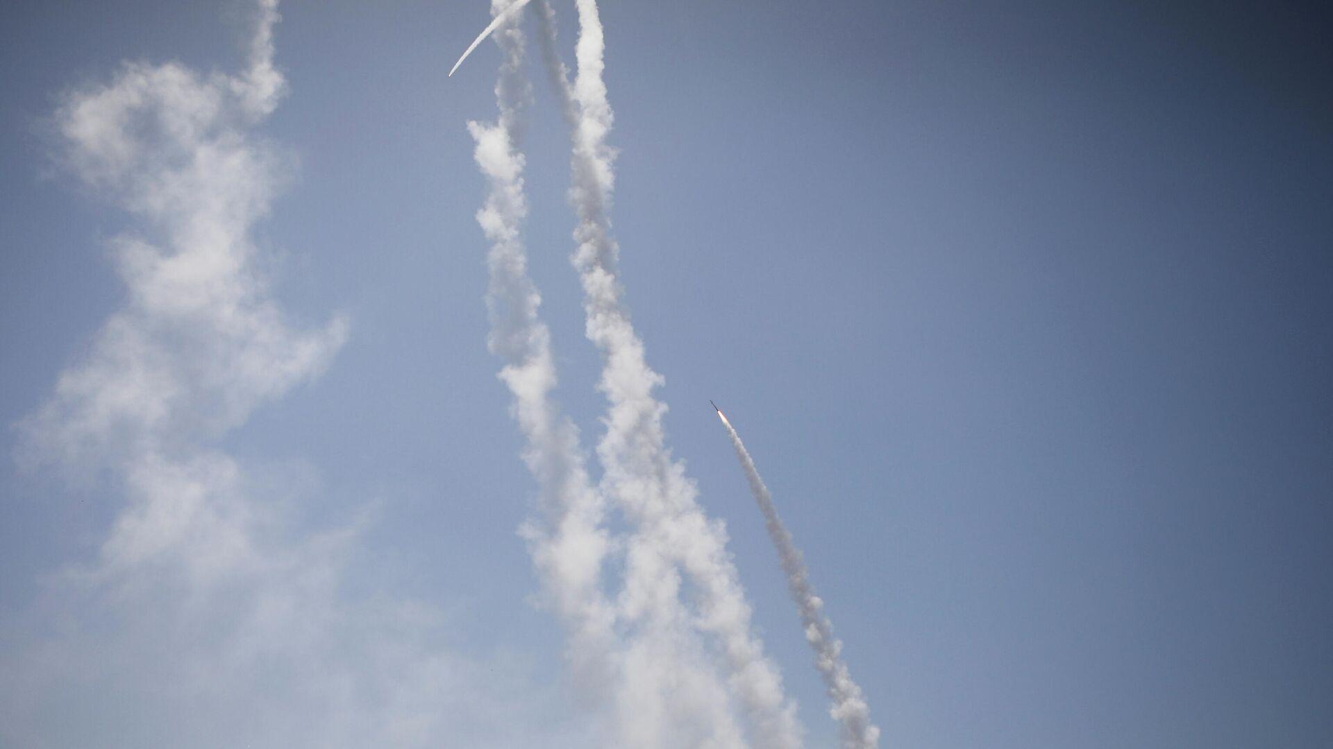 Los ataques desde Franja de Gaza - Sputnik Mundo, 1920, 11.05.2021