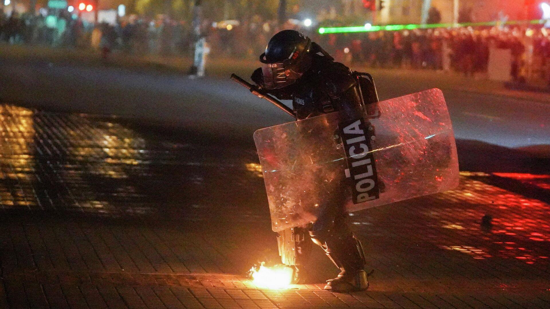 Protestas en Colombia - Sputnik Mundo, 1920, 11.05.2021